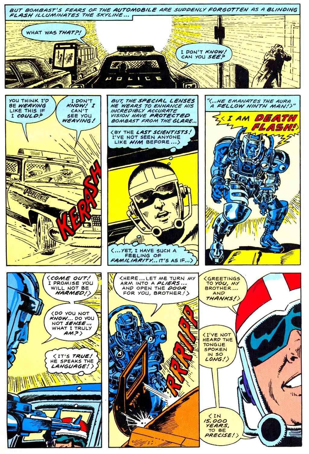Read online Bombast comic -  Issue # Full - 21