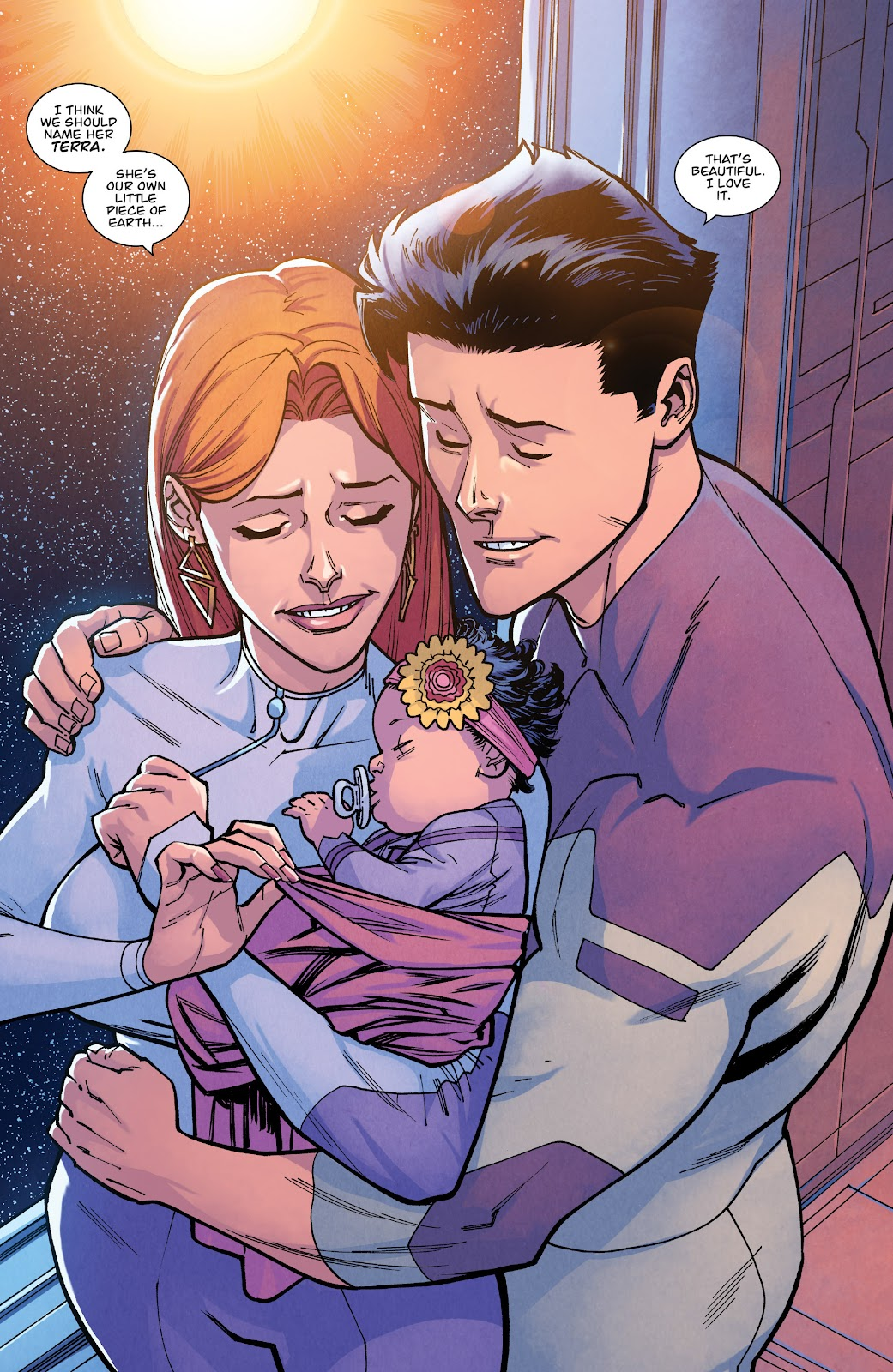 Invincible (2003) issue TPB 21 - Modern Family - Page 64