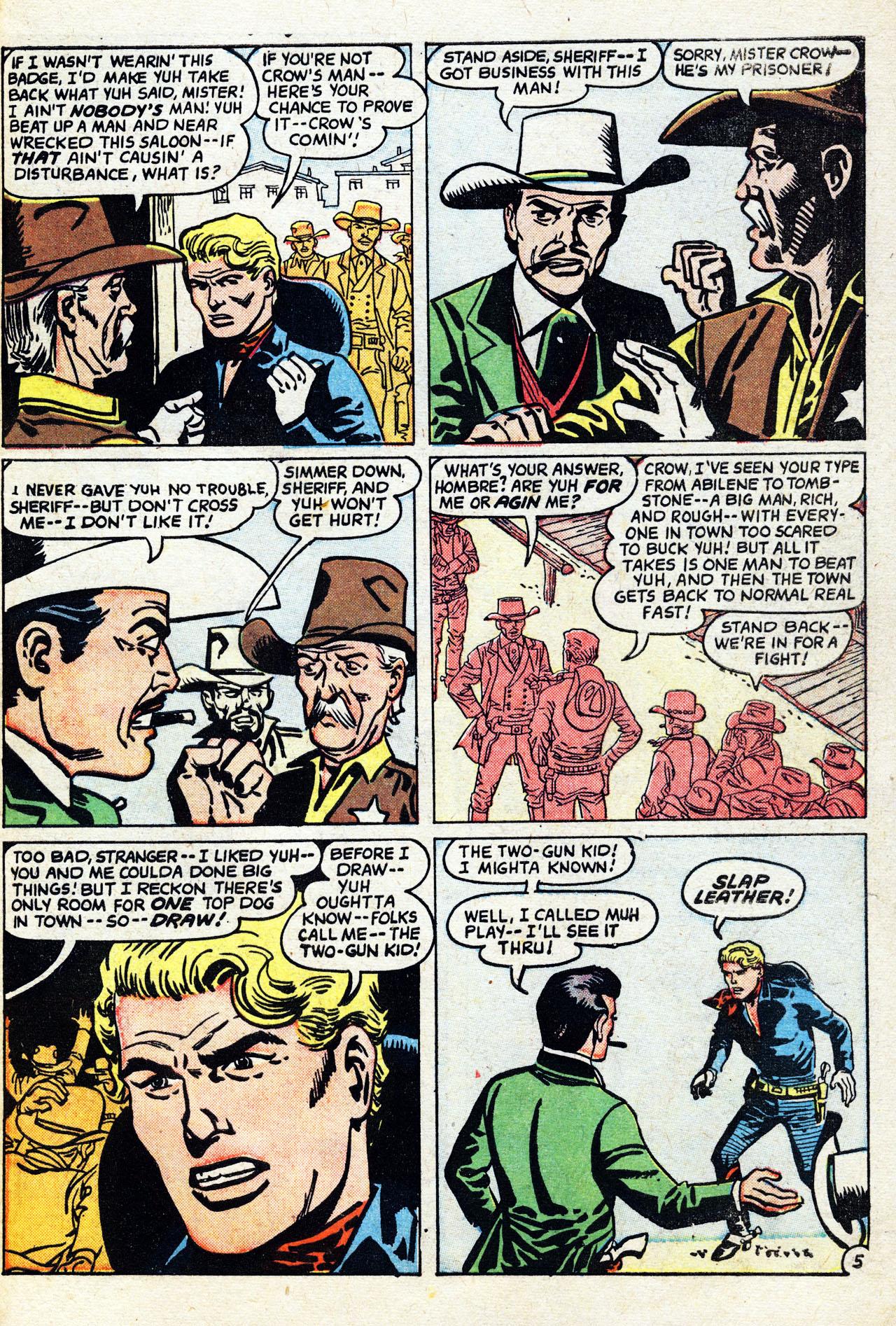 Read online Two-Gun Kid comic -  Issue #41 - 31