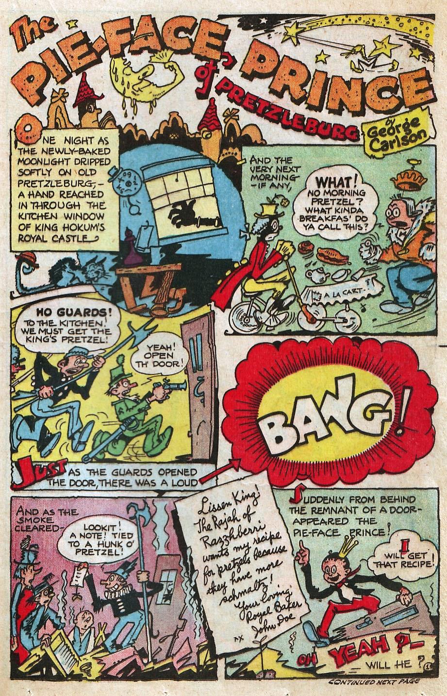Jingle Jangle Comics issue 11 - Page 35