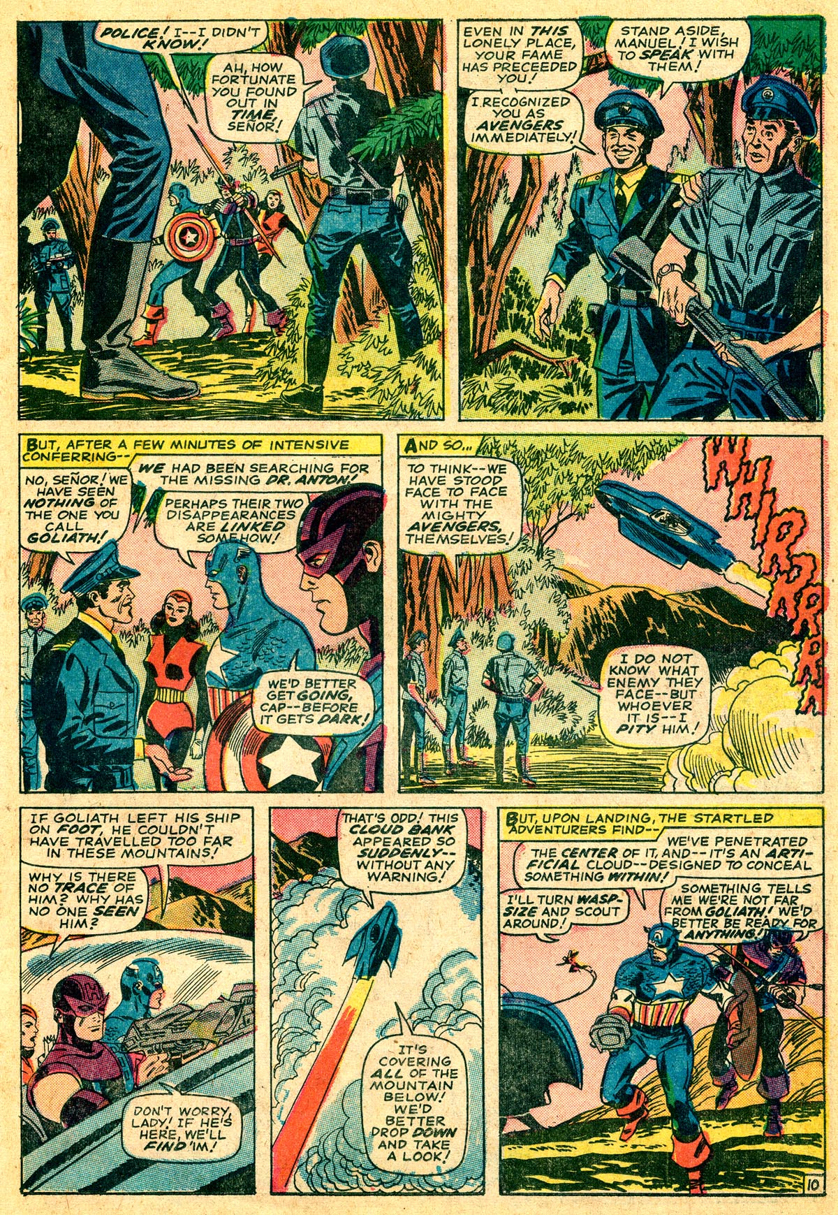 The Avengers (1963) 31 Page 14