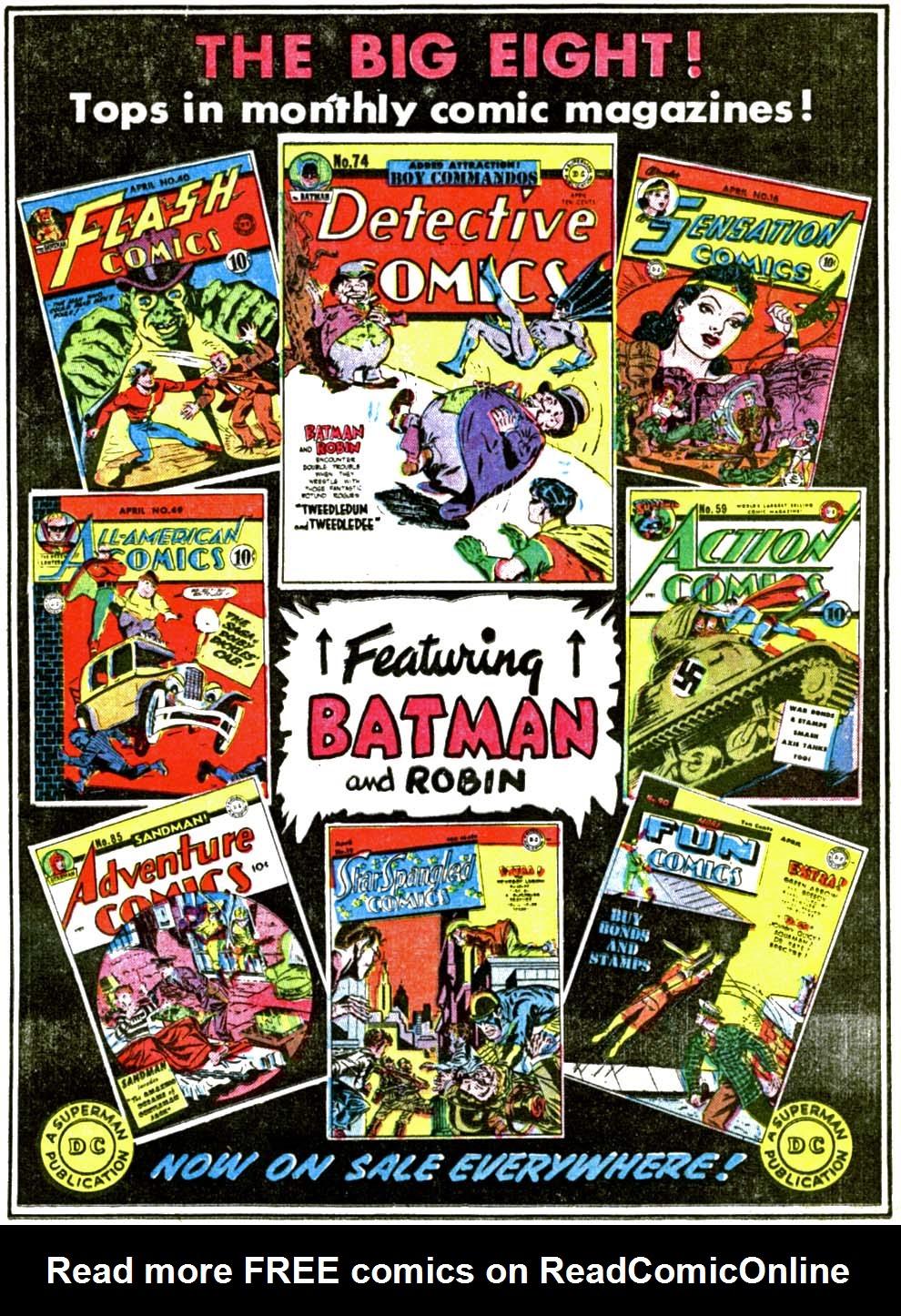 Boy Commandos issue 2 - Page 46