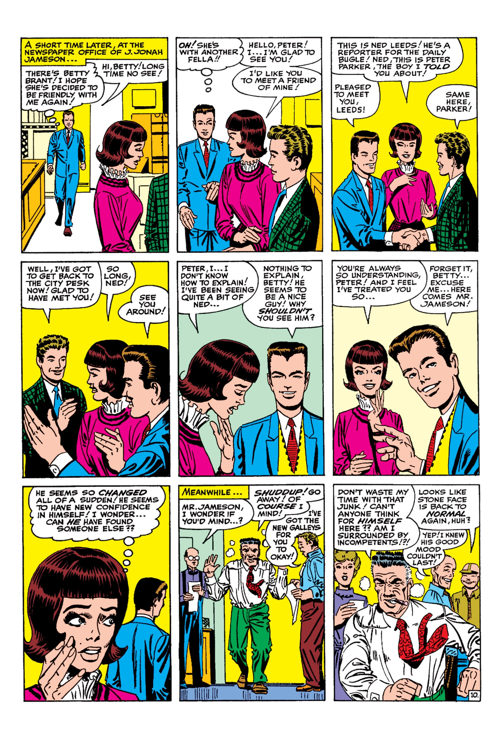 The Amazing Spider-Man (1963) 19 Page 10