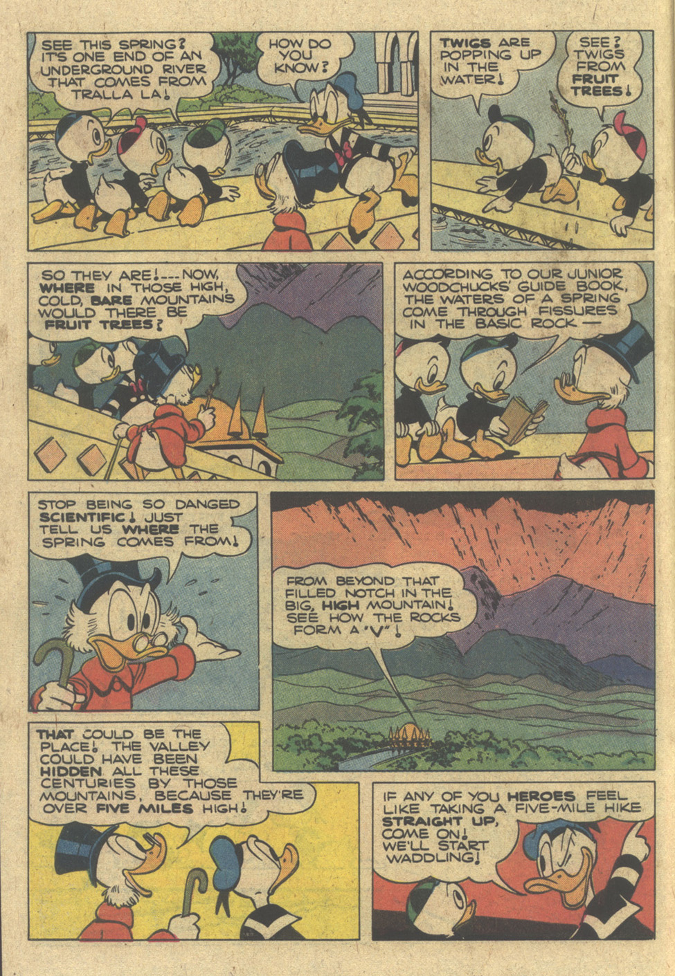 Read online Uncle Scrooge (1953) comic -  Issue #183 - 10