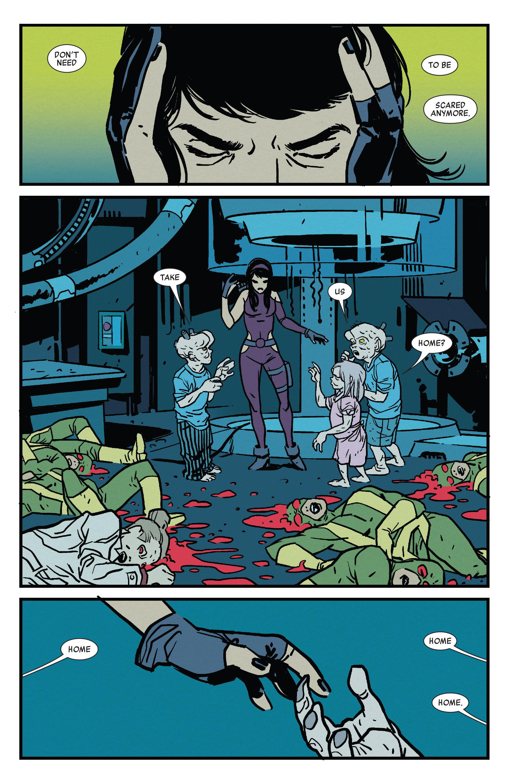 Read online All-New Hawkeye (2015) comic -  Issue #2 - 15