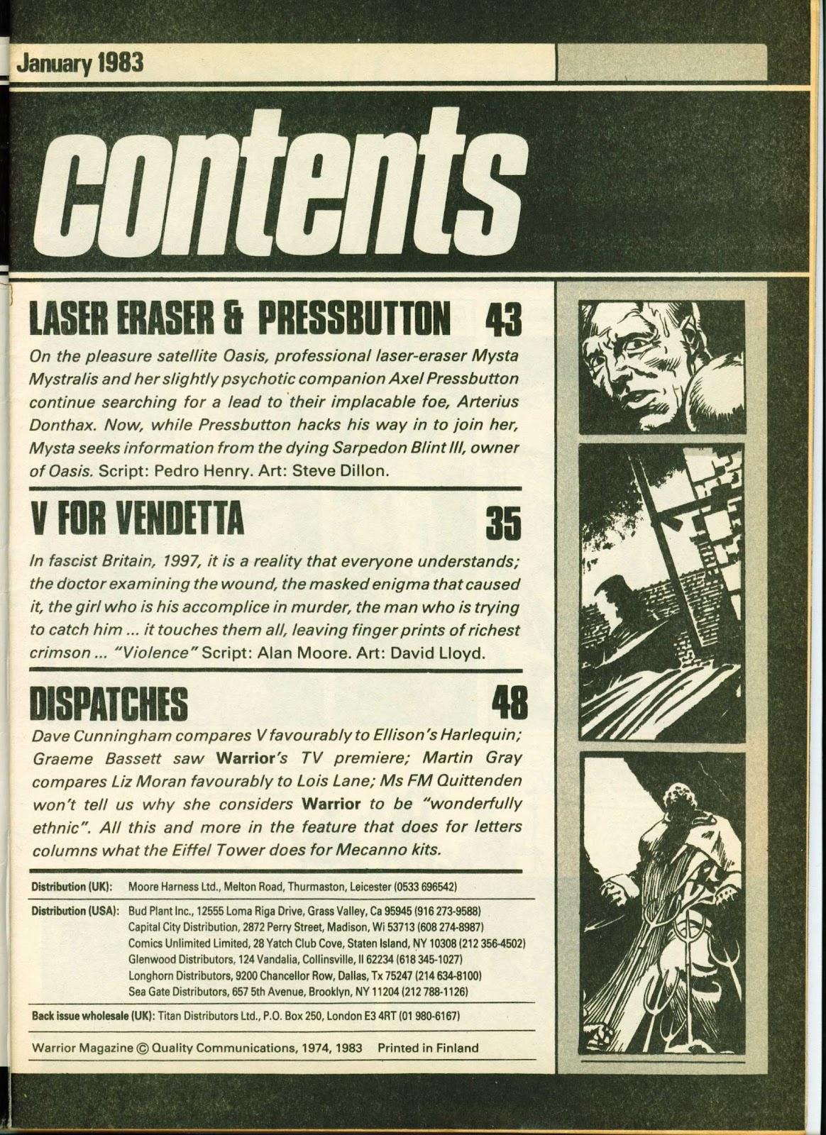 Warrior Issue #9 #10 - English 3