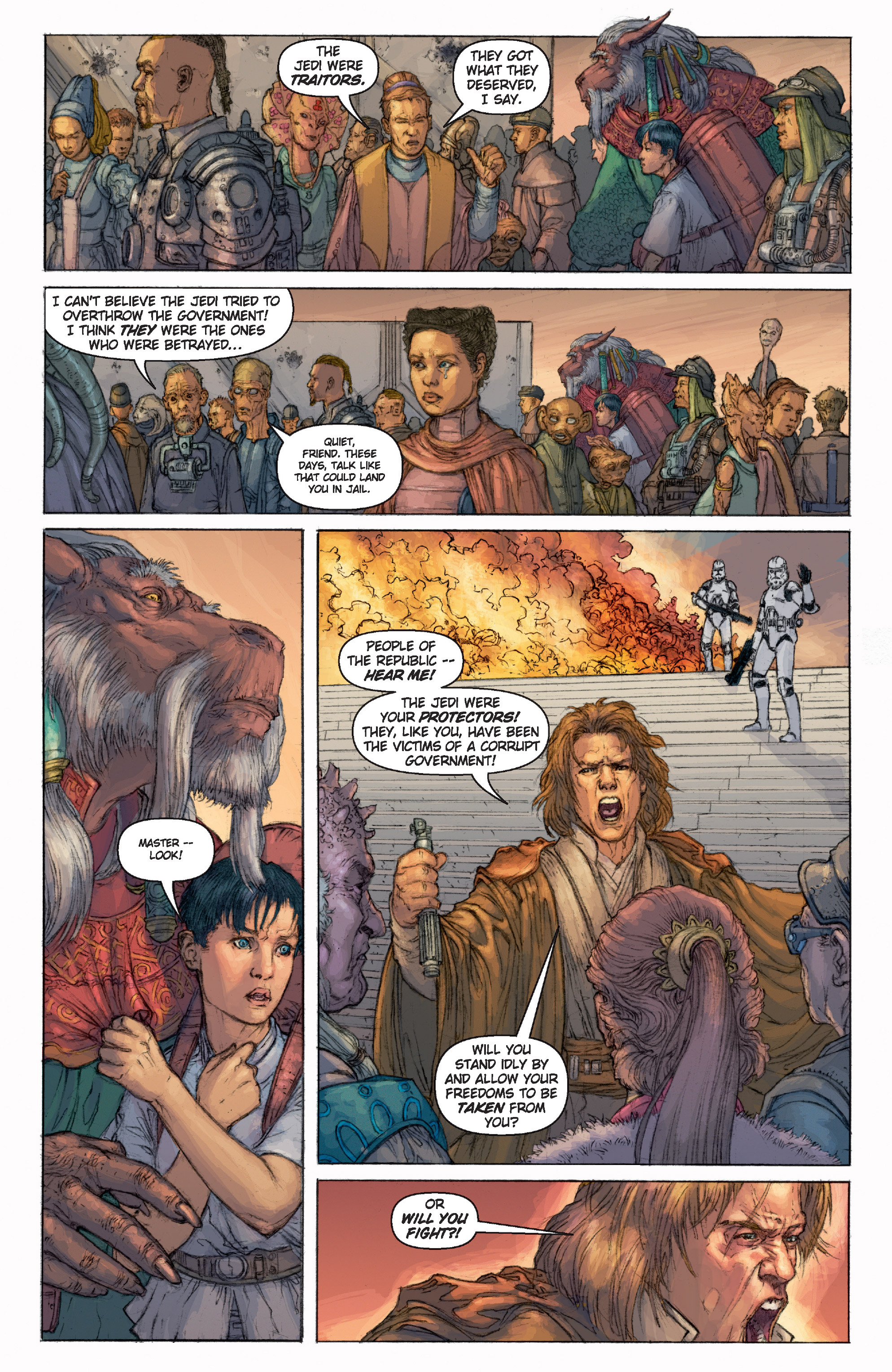 Read online Star Wars Omnibus comic -  Issue # Vol. 31 - 42