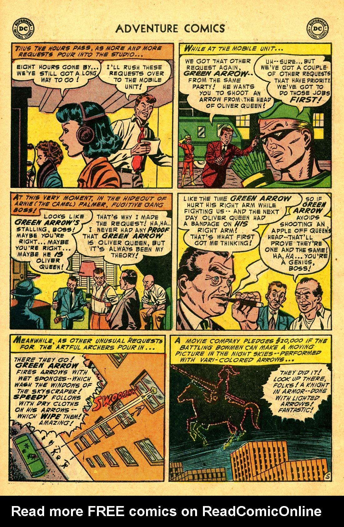 Read online Adventure Comics (1938) comic -  Issue #204 - 38