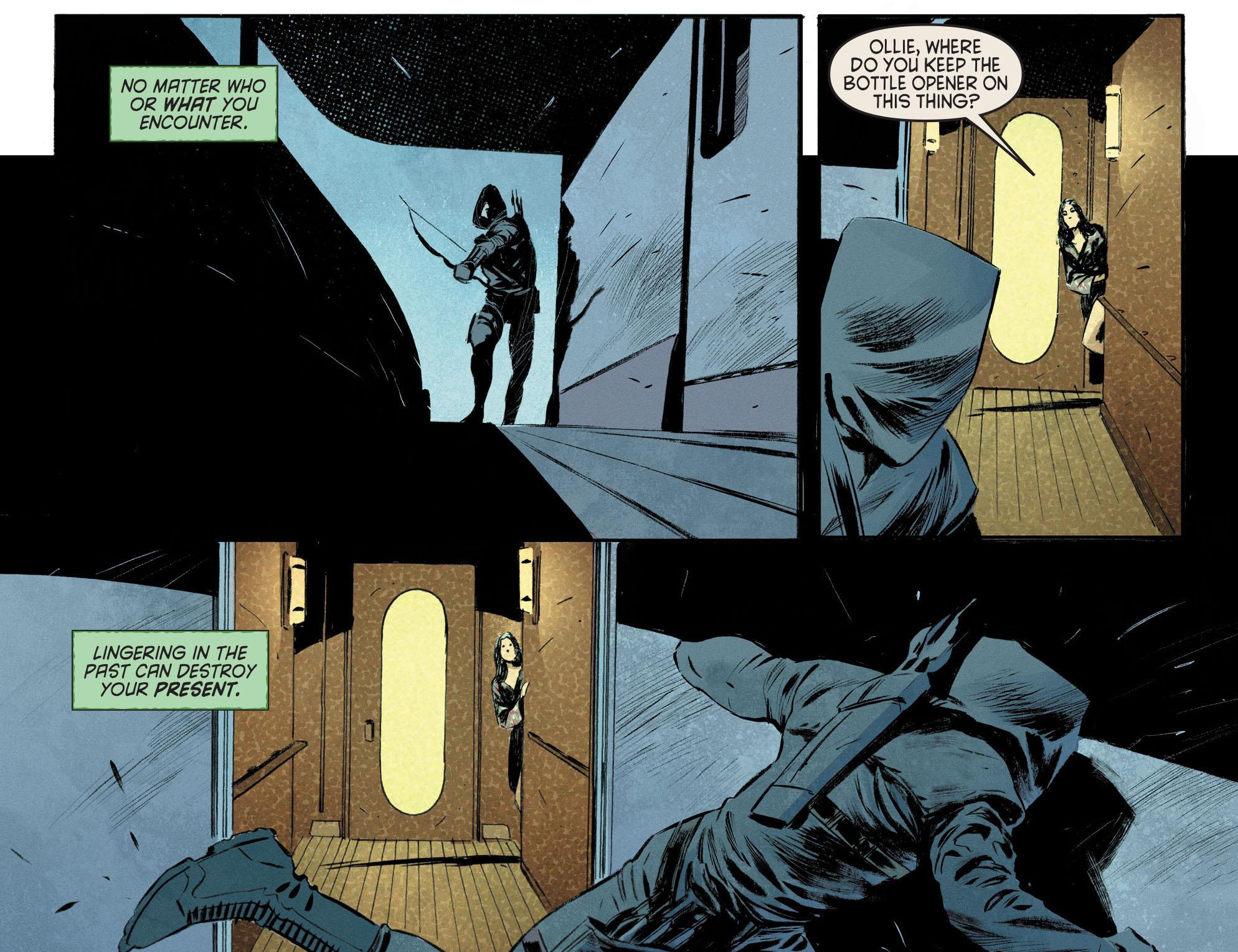 Read online Arrow [II] comic -  Issue #12 - 10