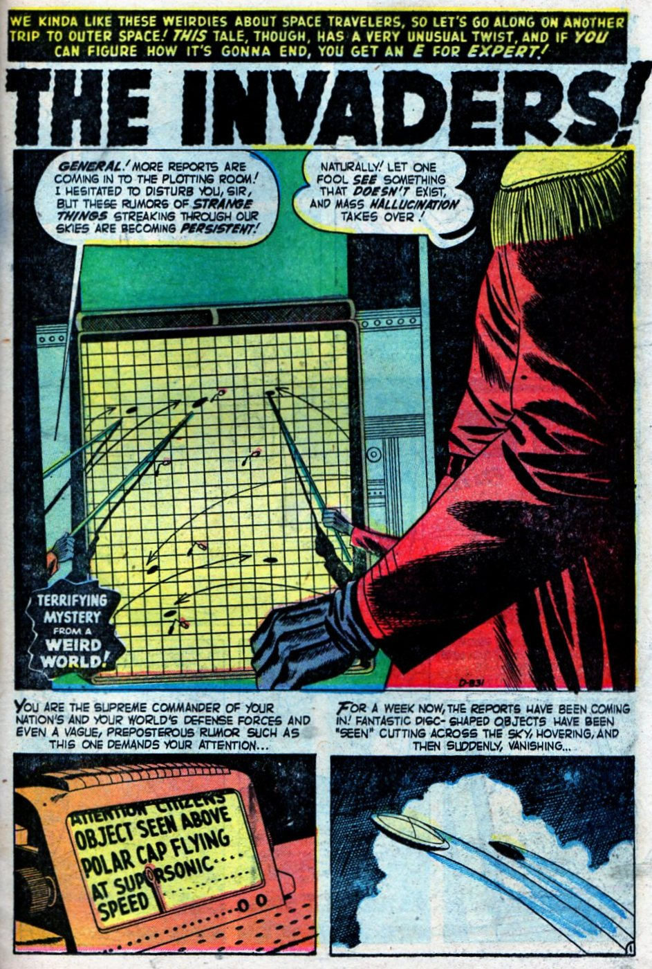 Read online Adventures into Weird Worlds comic -  Issue #27 - 24
