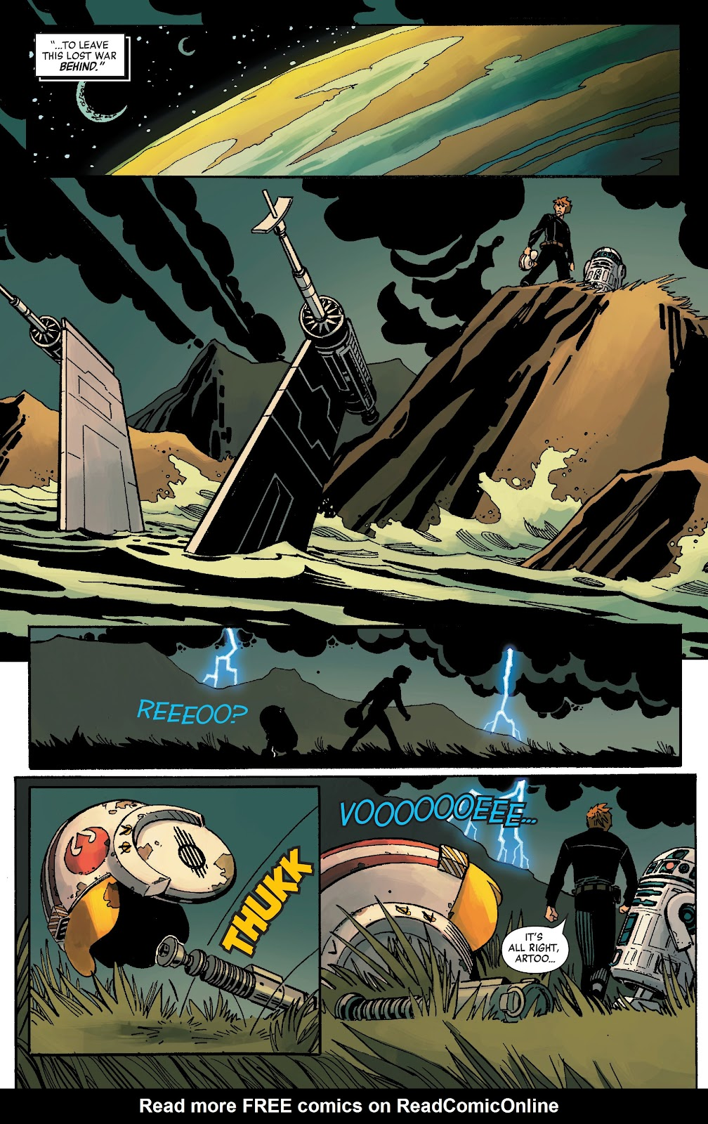 Read online Star Wars: Age of Rebellion - Heroes comic -  Issue # TPB - 85