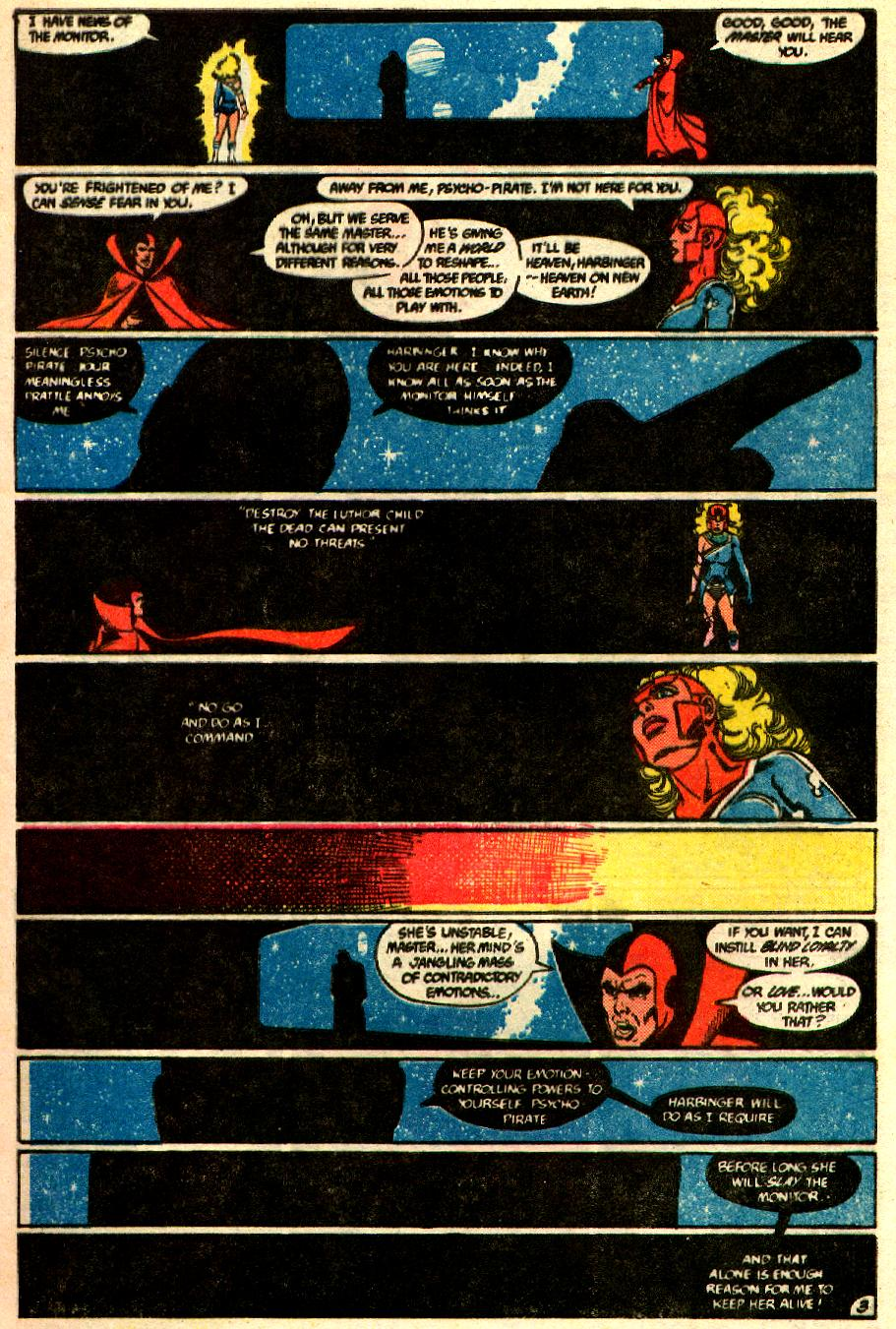 Read online Crisis on Infinite Earths (1985) comic -  Issue #3 - 4