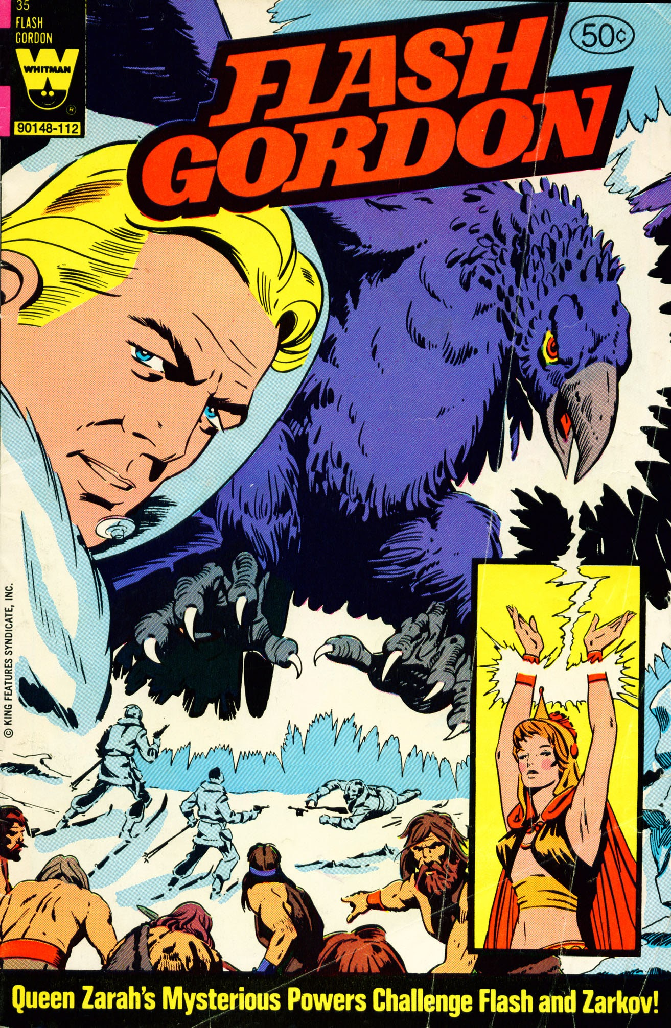 Flash Gordon (1978) 35 Page 1