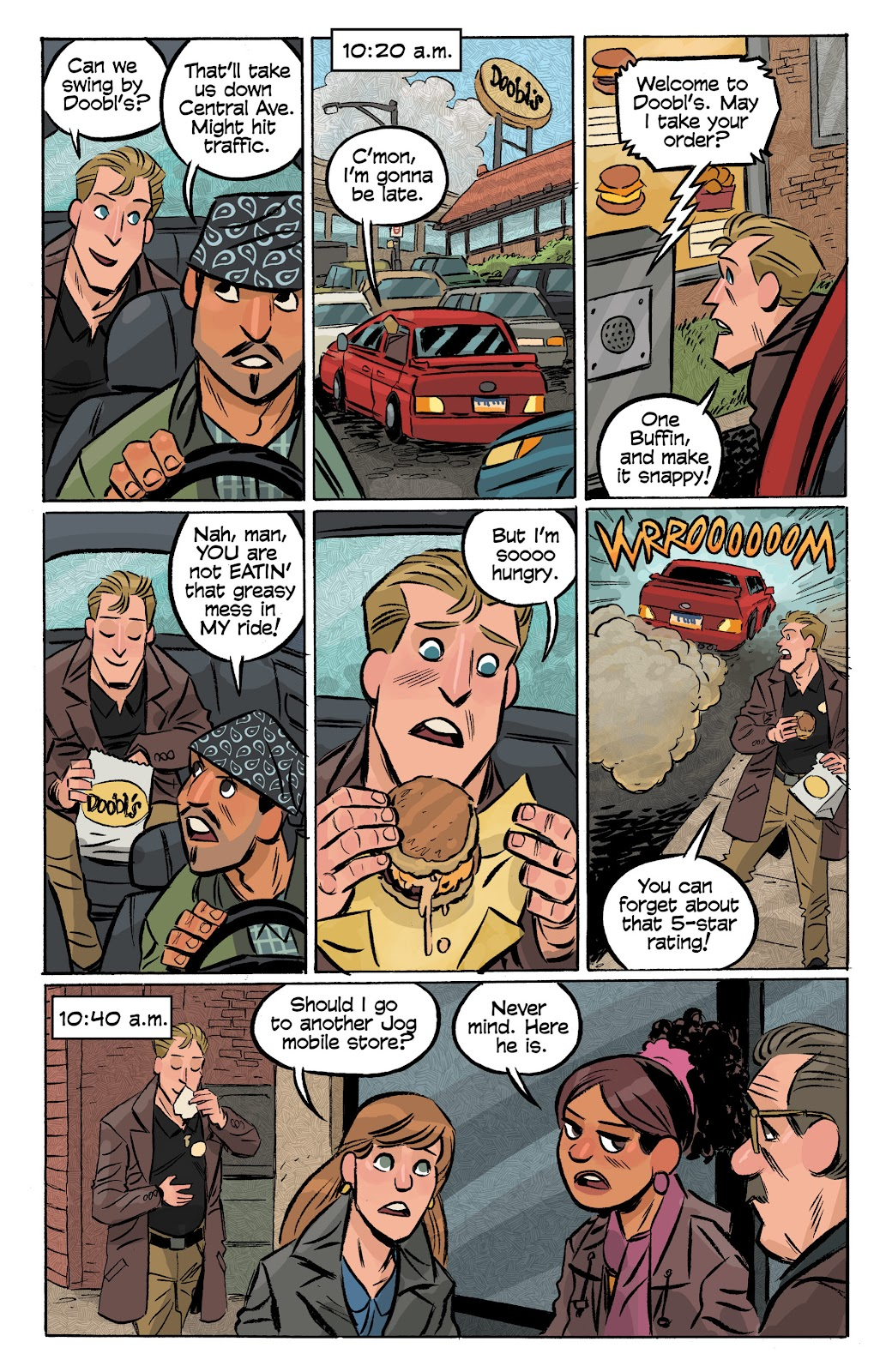 Read online Cellies comic -  Issue #8 - 5