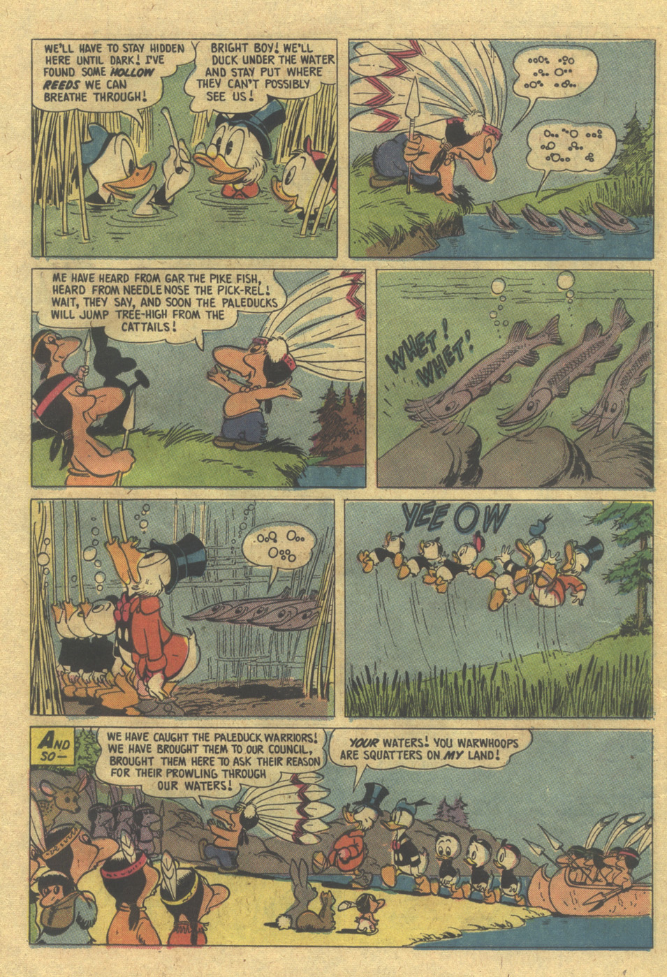 Read online Uncle Scrooge (1953) comic -  Issue #112 - 22