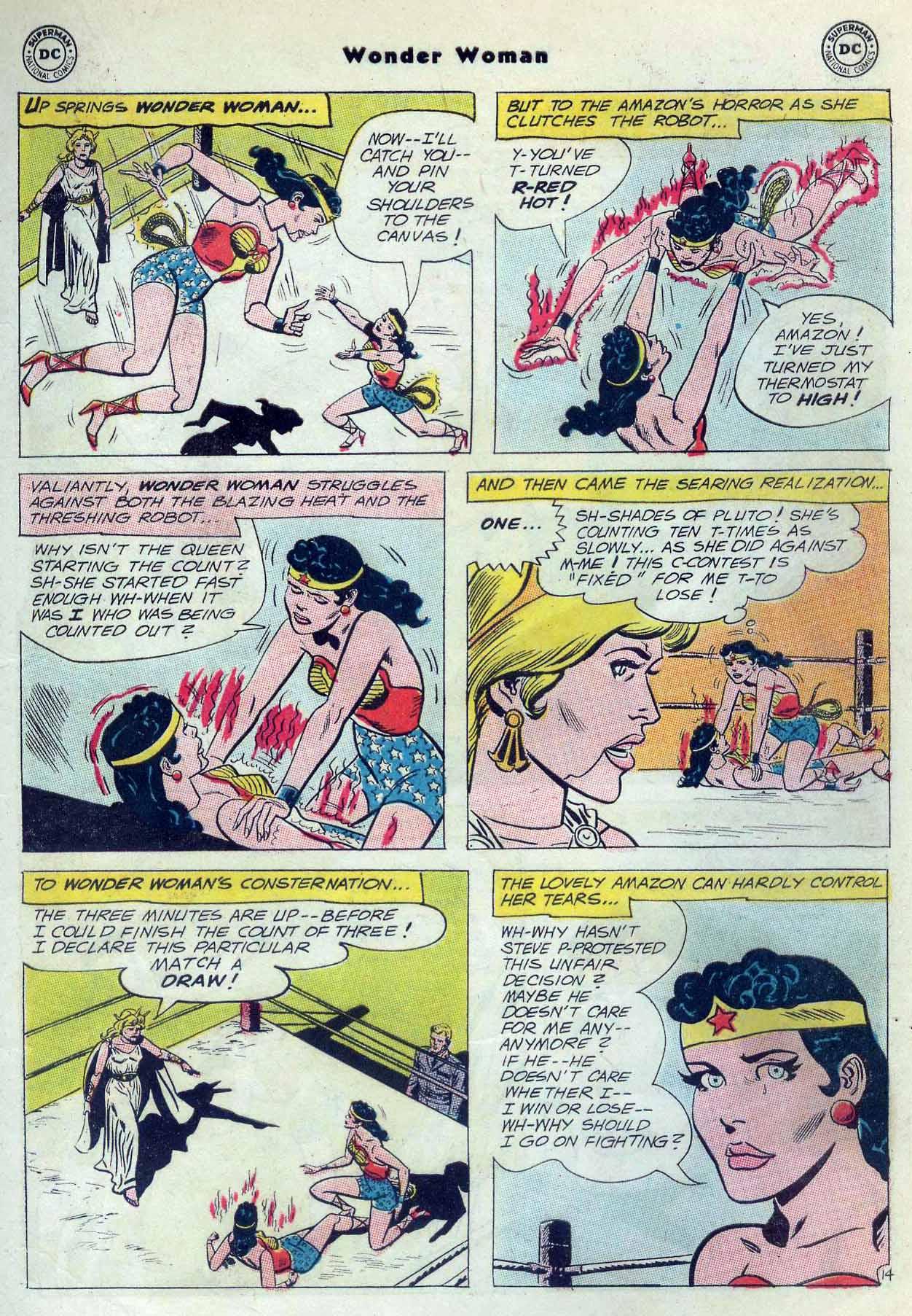 Read online Wonder Woman (1942) comic -  Issue #137 - 19