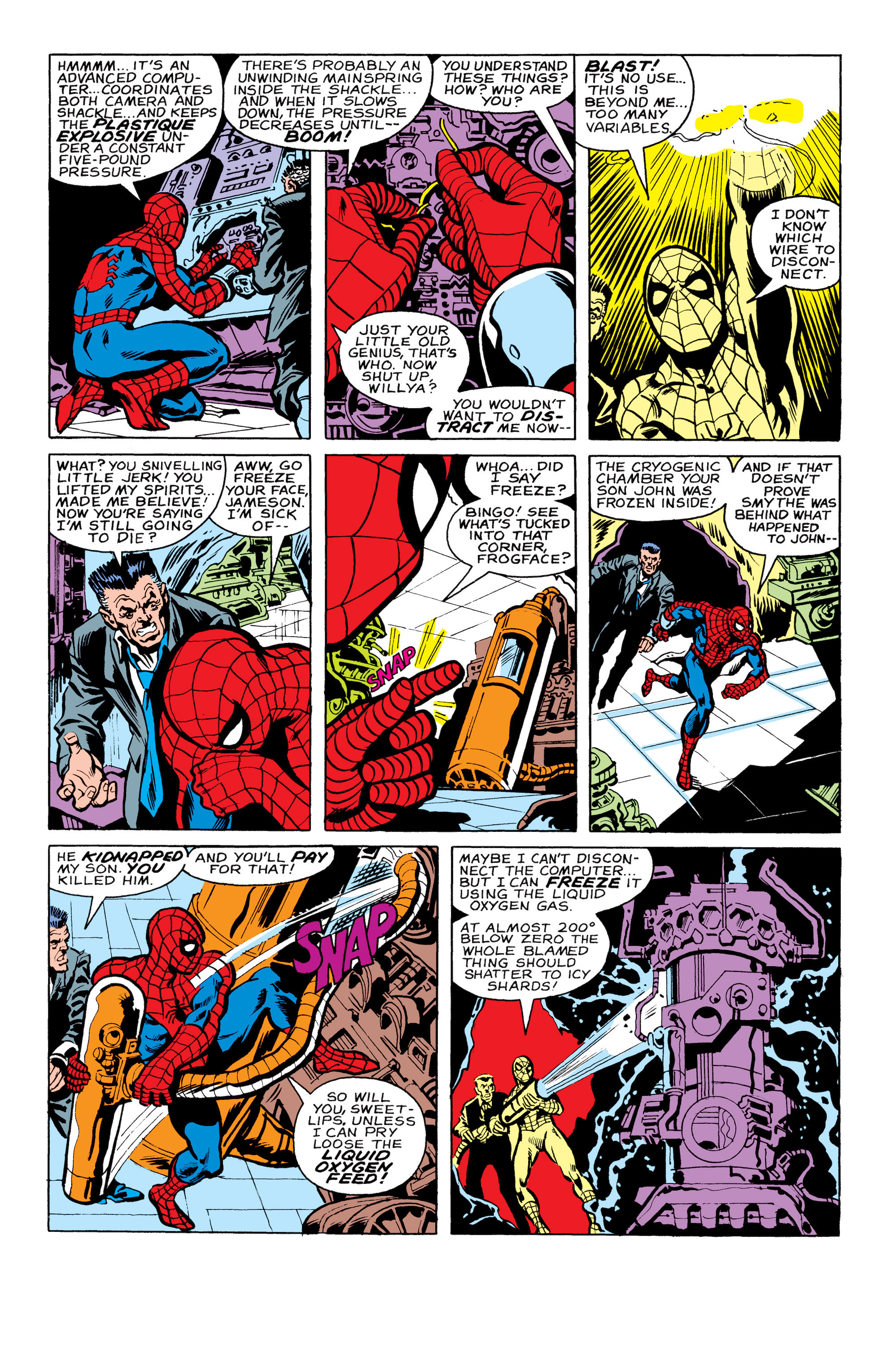 The Amazing Spider-Man (1963) 192 Page 16