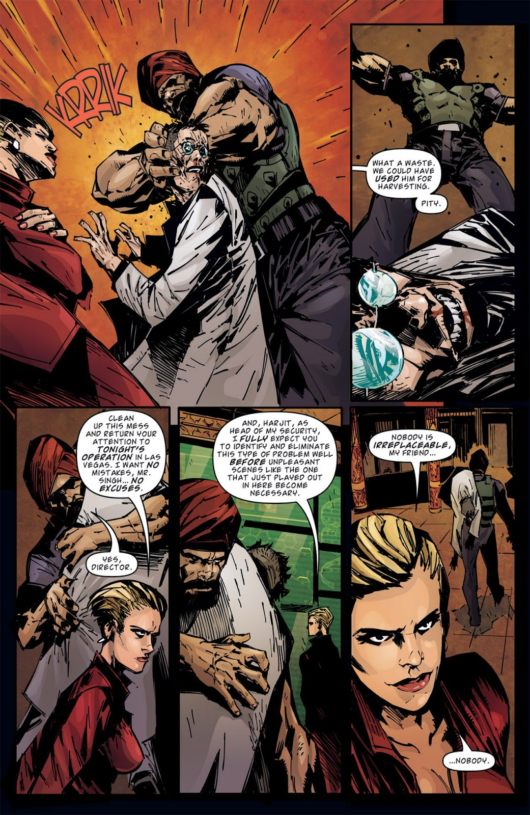 Read online Dead Rising: Road to Fortune comic -  Issue #2 - 19