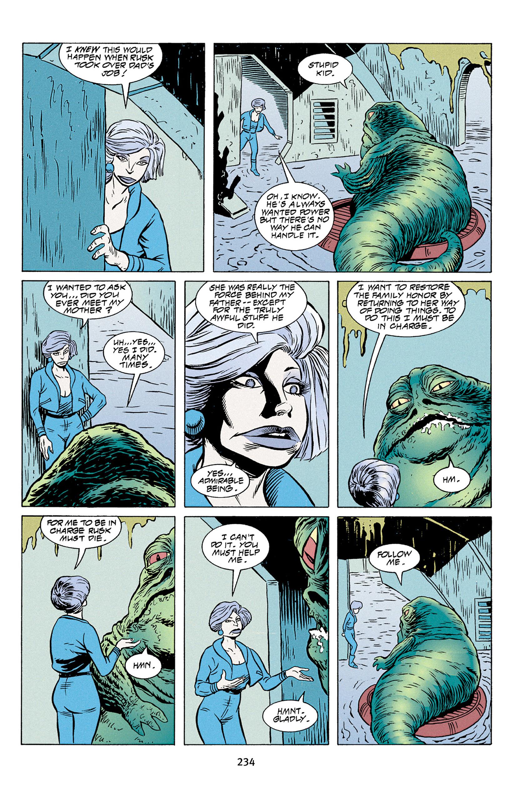 Read online Star Wars Omnibus comic -  Issue # Vol. 30 - 231