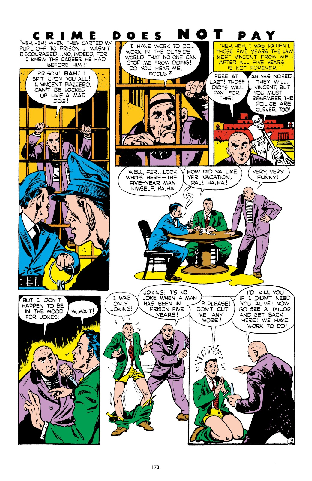 Read online Crime Does Not Pay Archives comic -  Issue # TPB 4 (Part 2) - 73