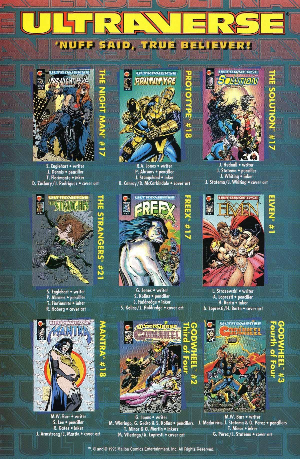 Read online Rune (1994) comic -  Issue #7 - 29