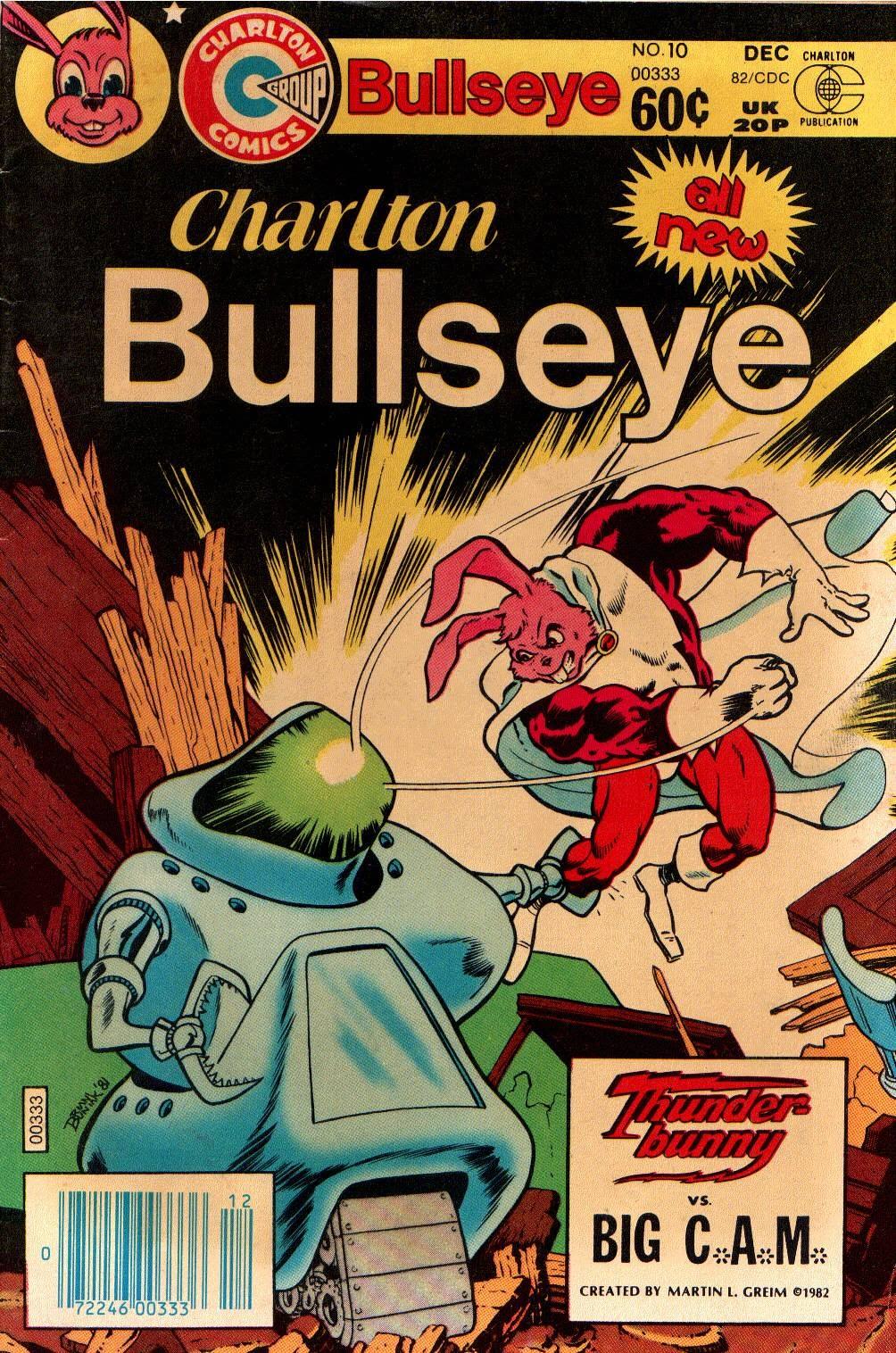 Charlton Bullseye (1981) issue 10 - Page 1