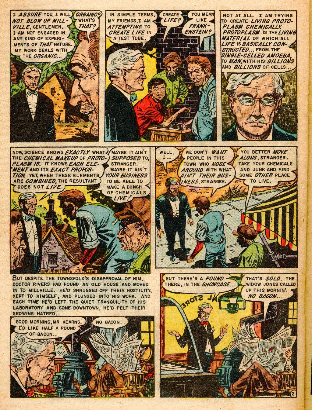 Read online Shock SuspenStories comic -  Issue #9 - 22