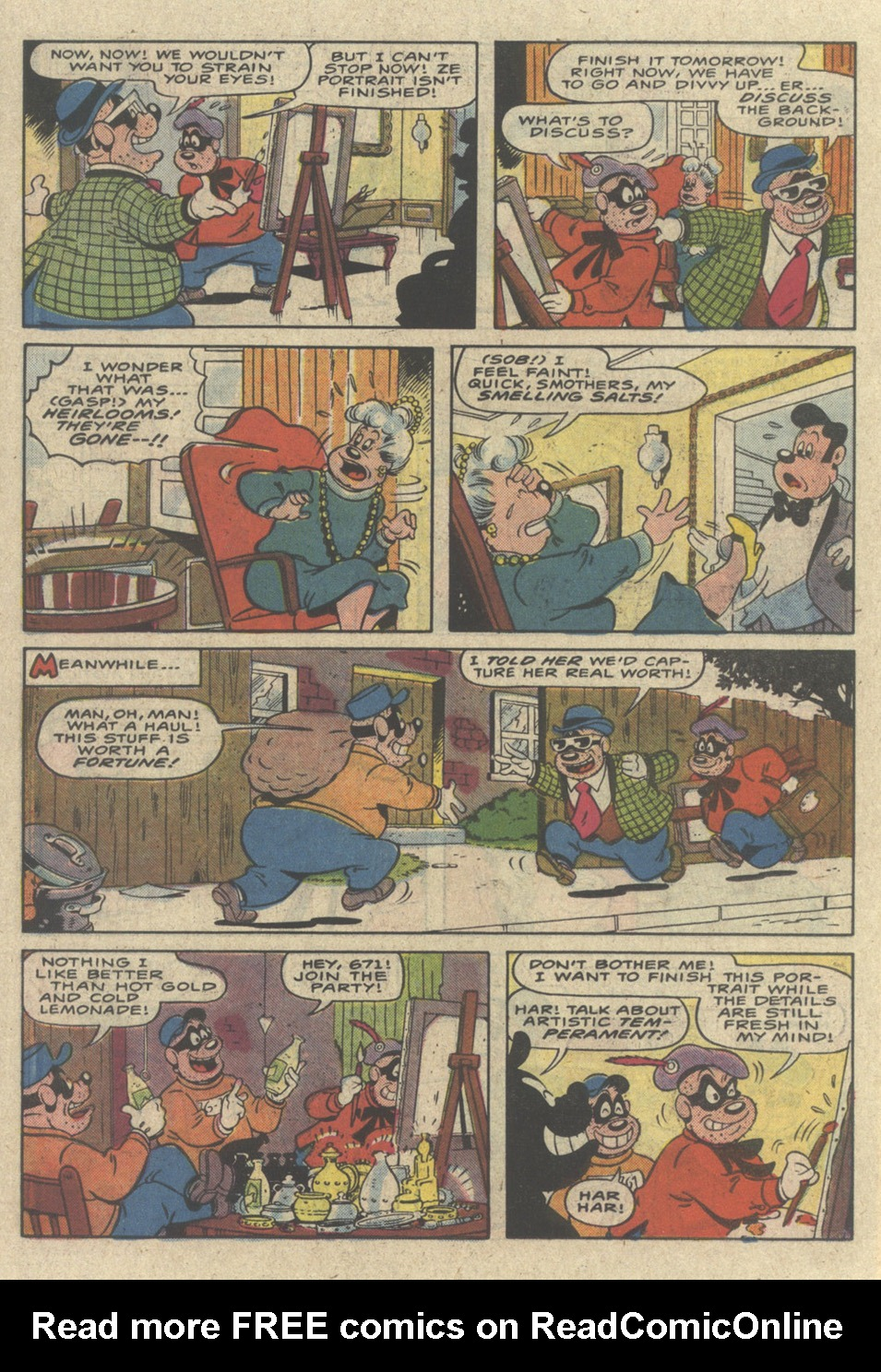 Read online Uncle Scrooge (1953) comic -  Issue #226 - 22