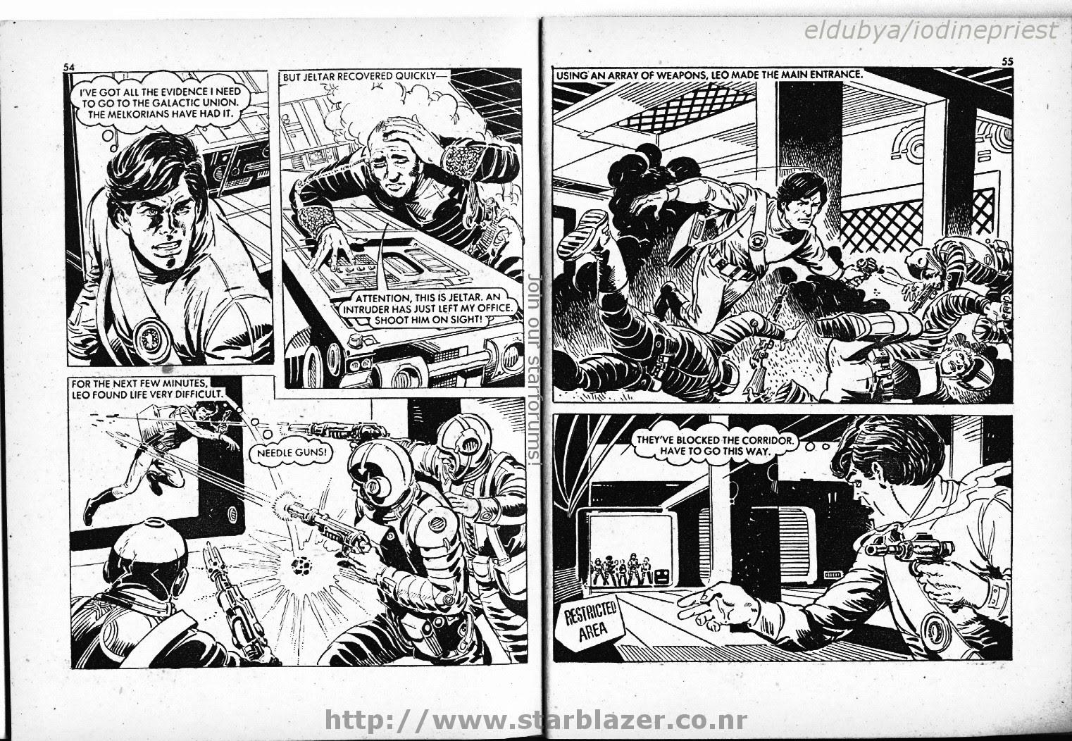 Starblazer issue 73 - Page 29