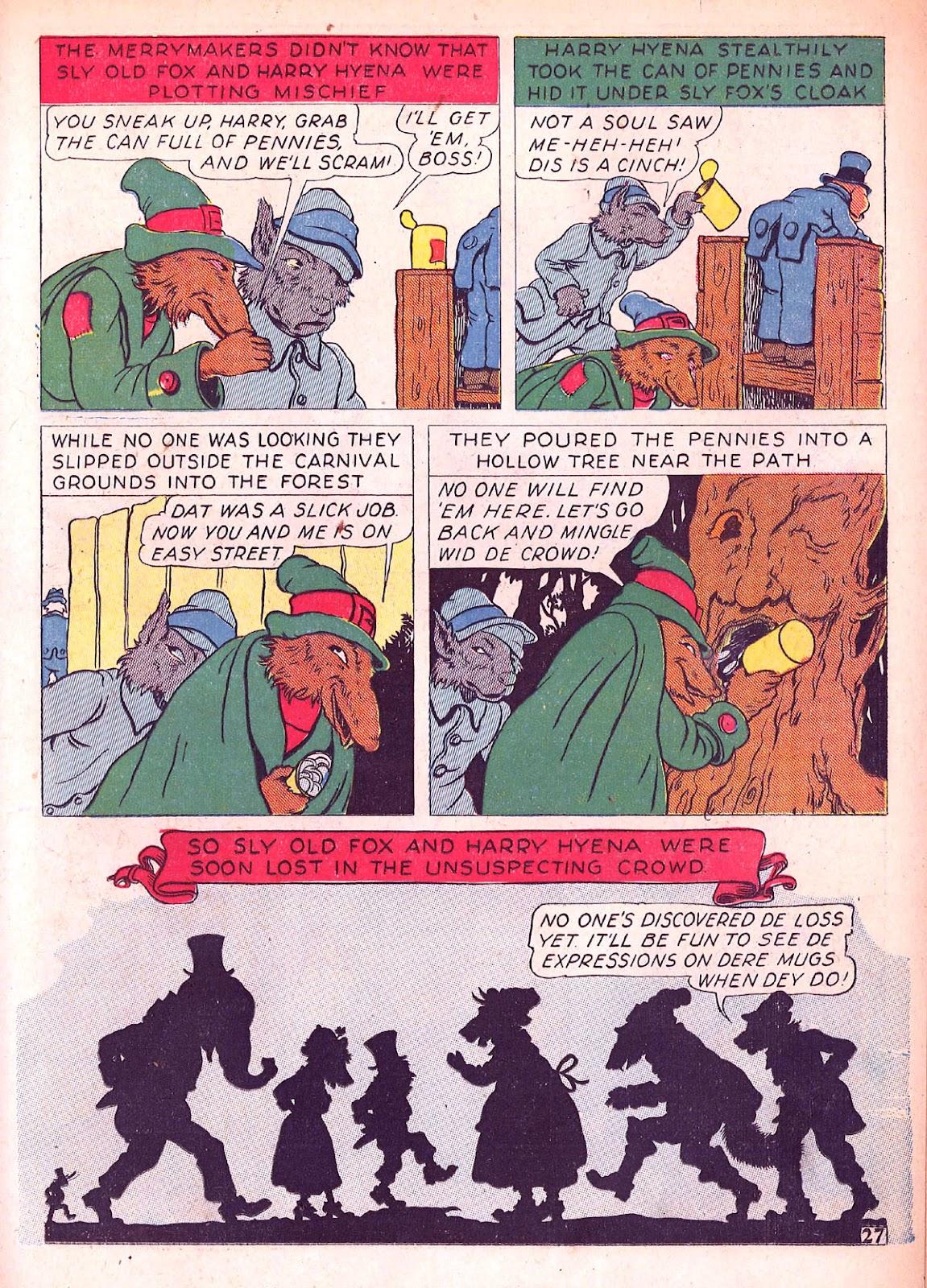 Read online Animal Comics comic -  Issue #4 - 30
