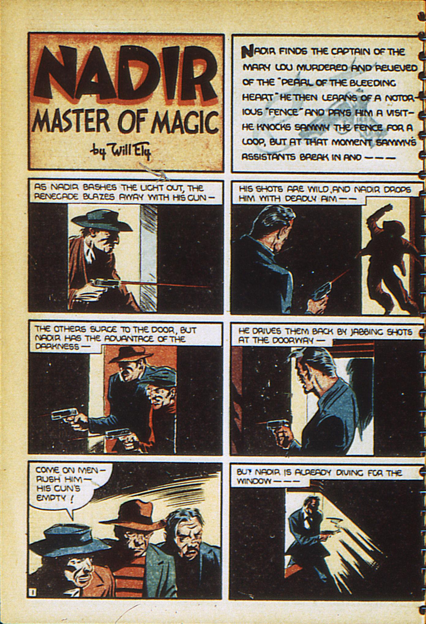 Read online Adventure Comics (1938) comic -  Issue #27 - 62