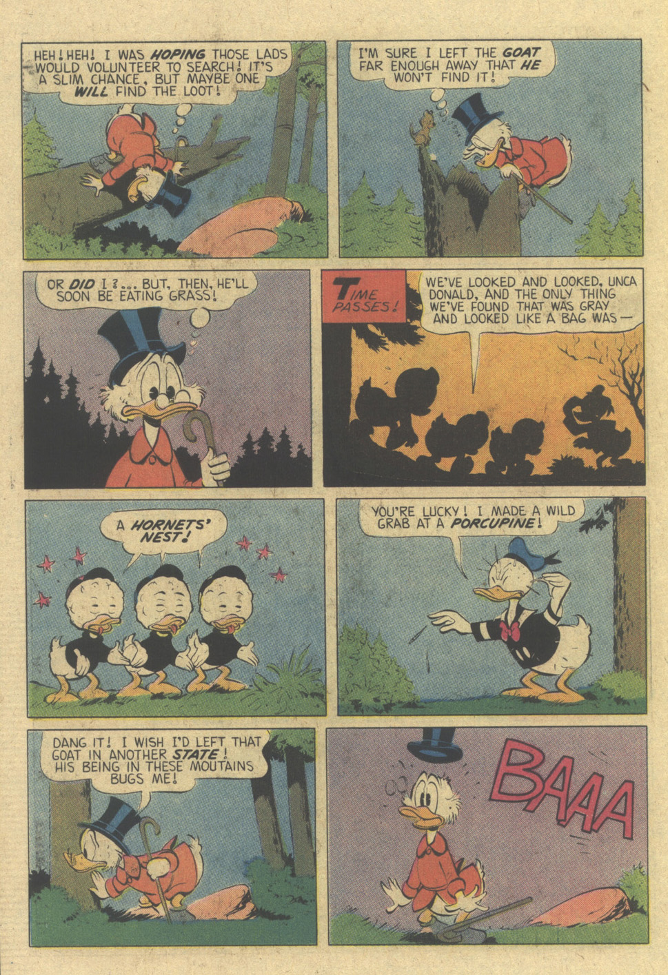 Read online Uncle Scrooge (1953) comic -  Issue #147 - 26