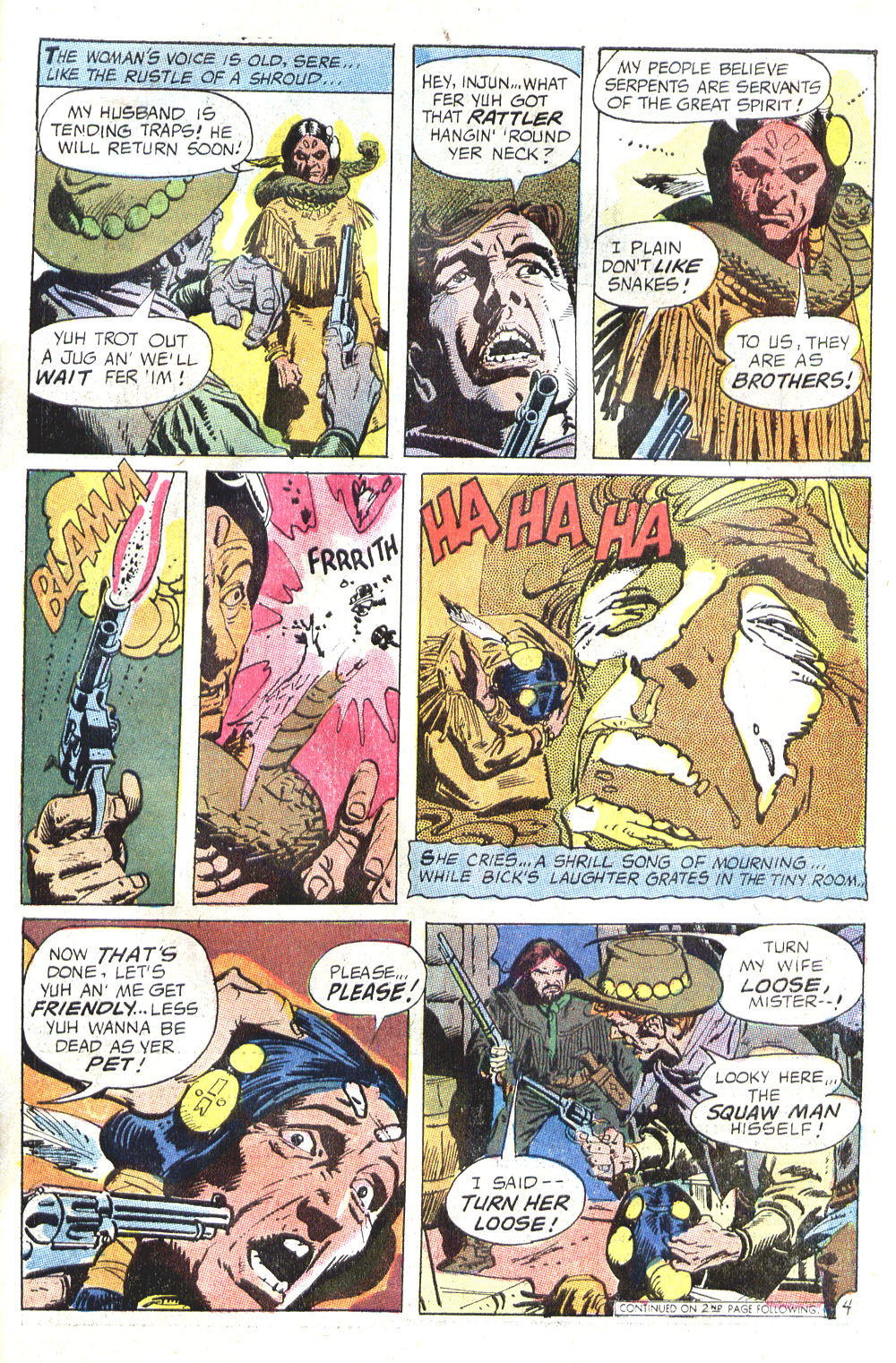 Read online All-Star Western (1970) comic -  Issue #6 - 27