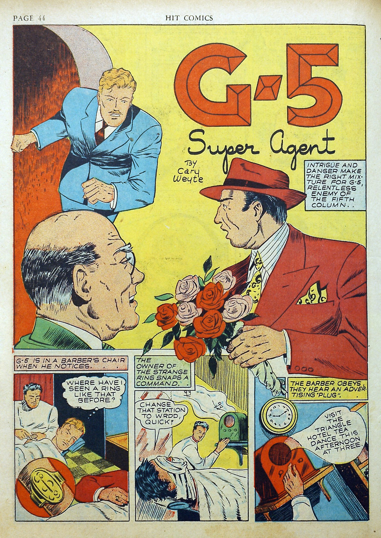 Read online Hit Comics comic -  Issue #17 - 46