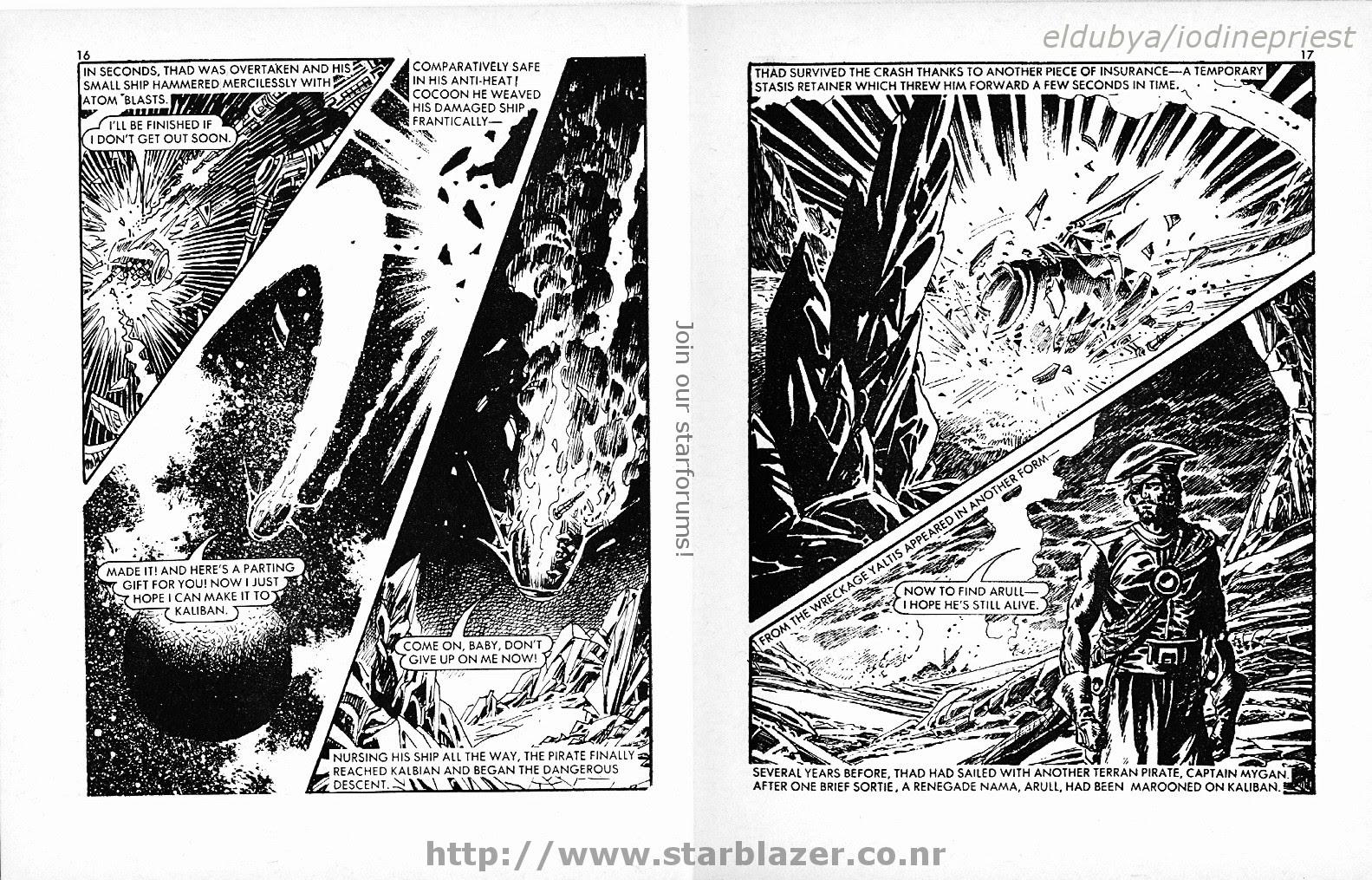 Starblazer issue 141 - Page 10