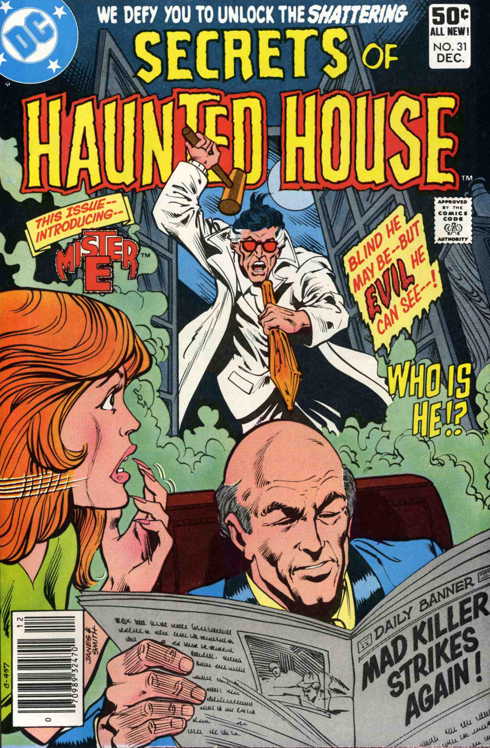 Read online Secrets of Haunted House comic -  Issue #31 - 1