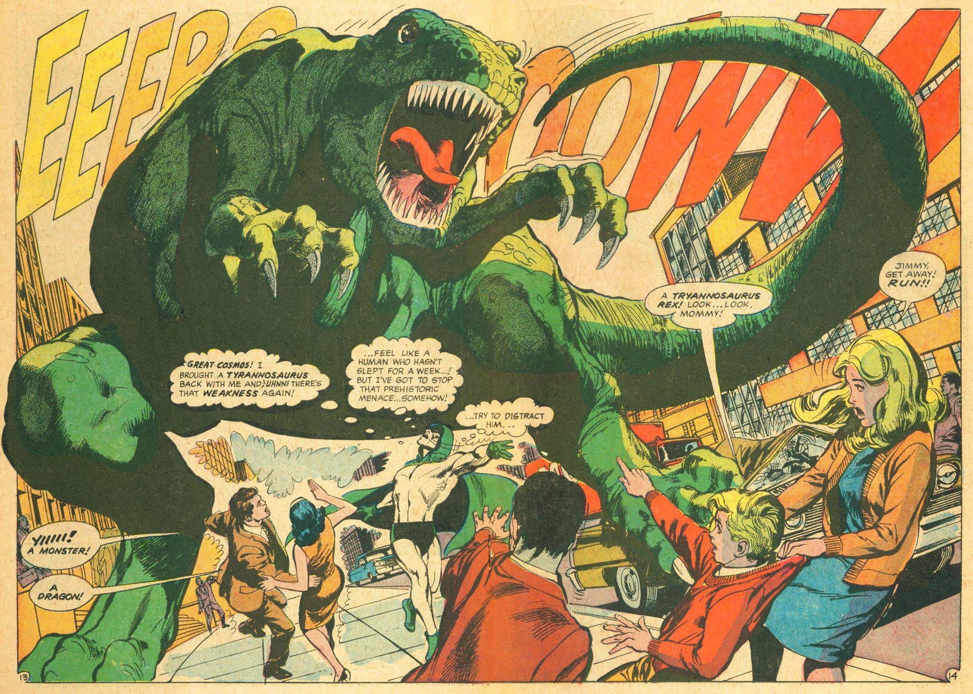 Read online Adventure Comics (1938) comic -  Issue #498 - 88