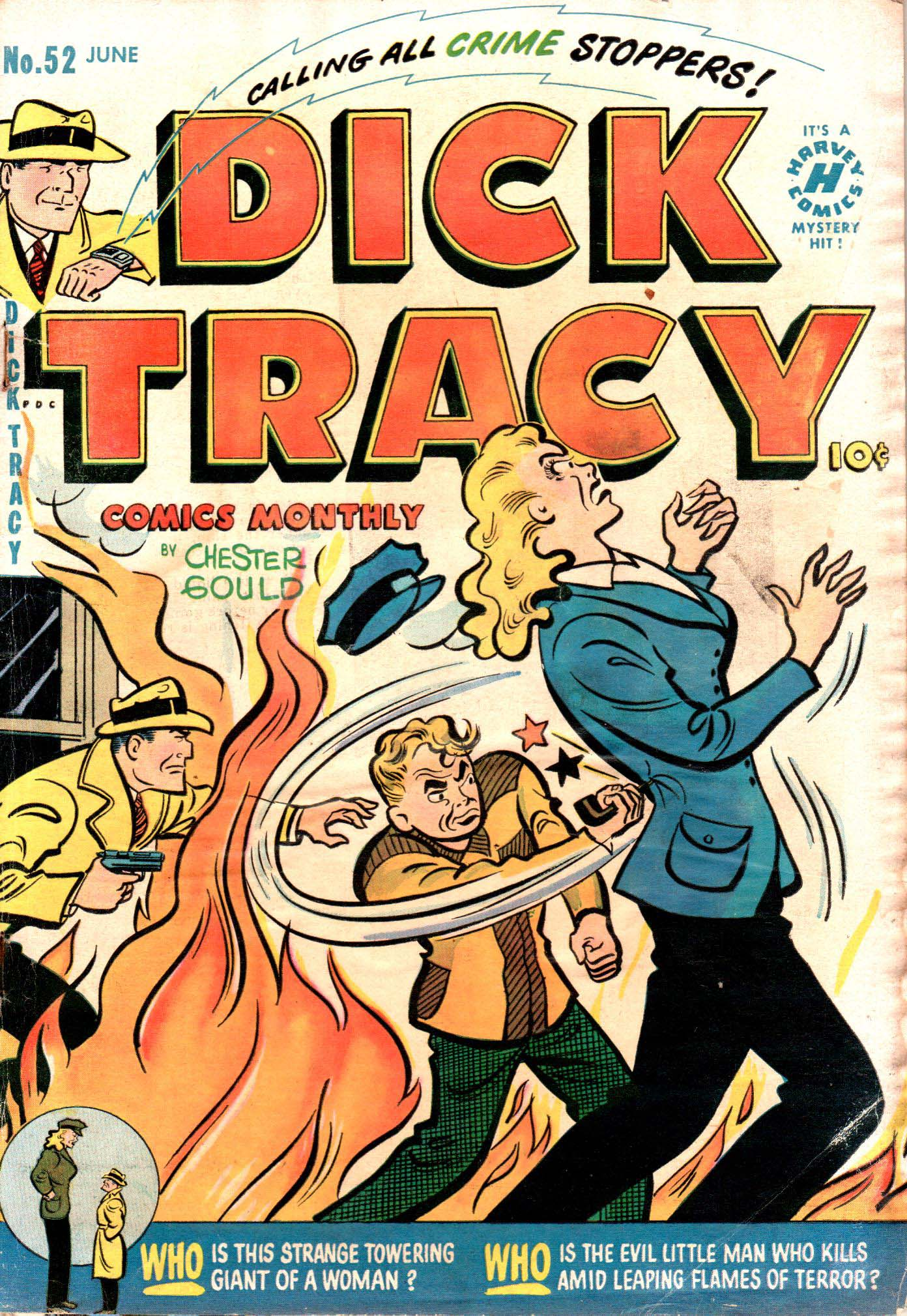 Dick Tracy (1950) 52 Page 1