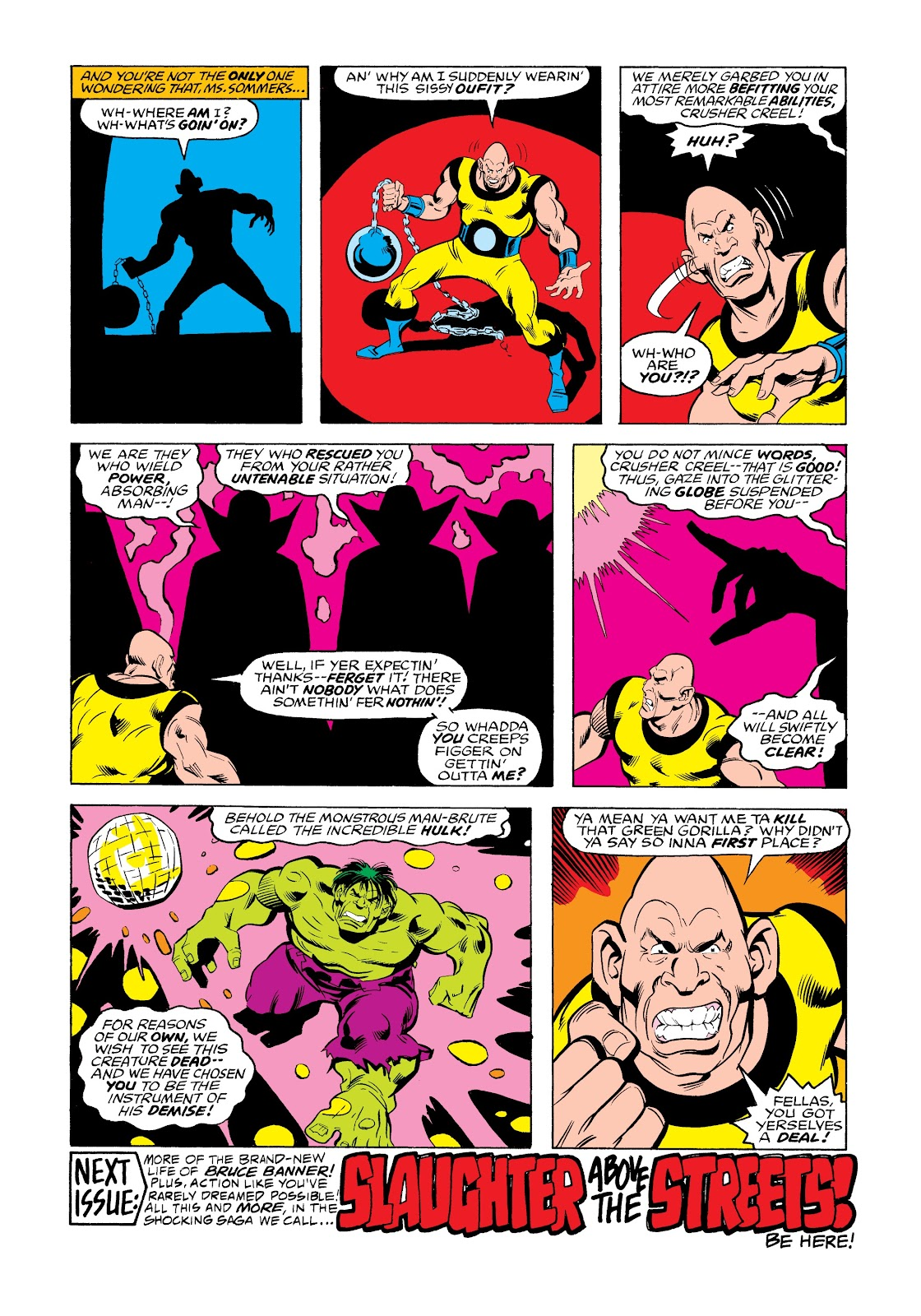 Read online Marvel Masterworks: The Incredible Hulk comic -  Issue # TPB 12 (Part 3) - 63