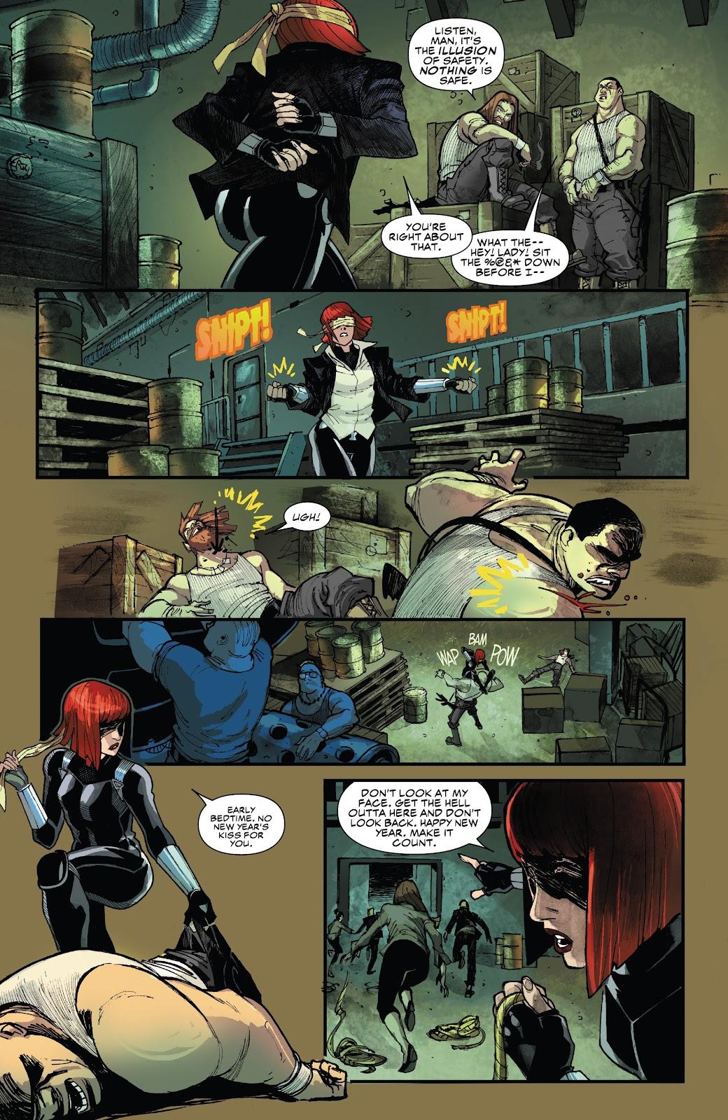 Read online Black Widow (2019) comic -  Issue #1 - 8