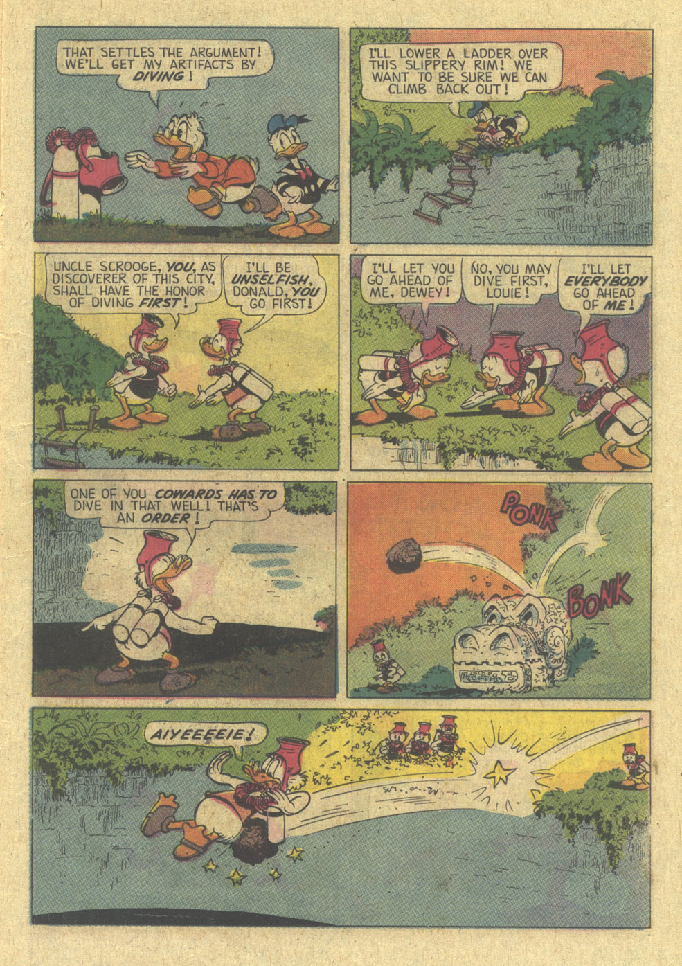 Read online Uncle Scrooge (1953) comic -  Issue #113 - 15