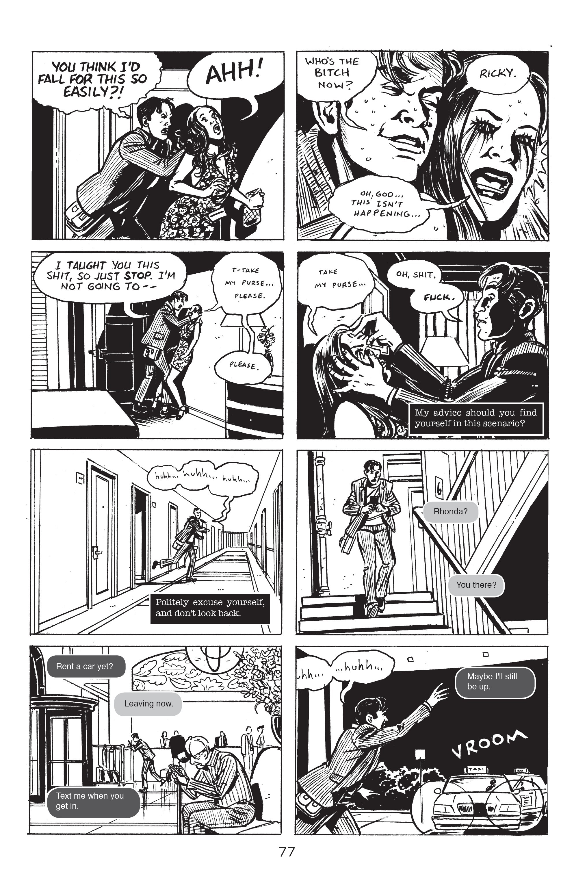 Lodger #4 #4 - English 19