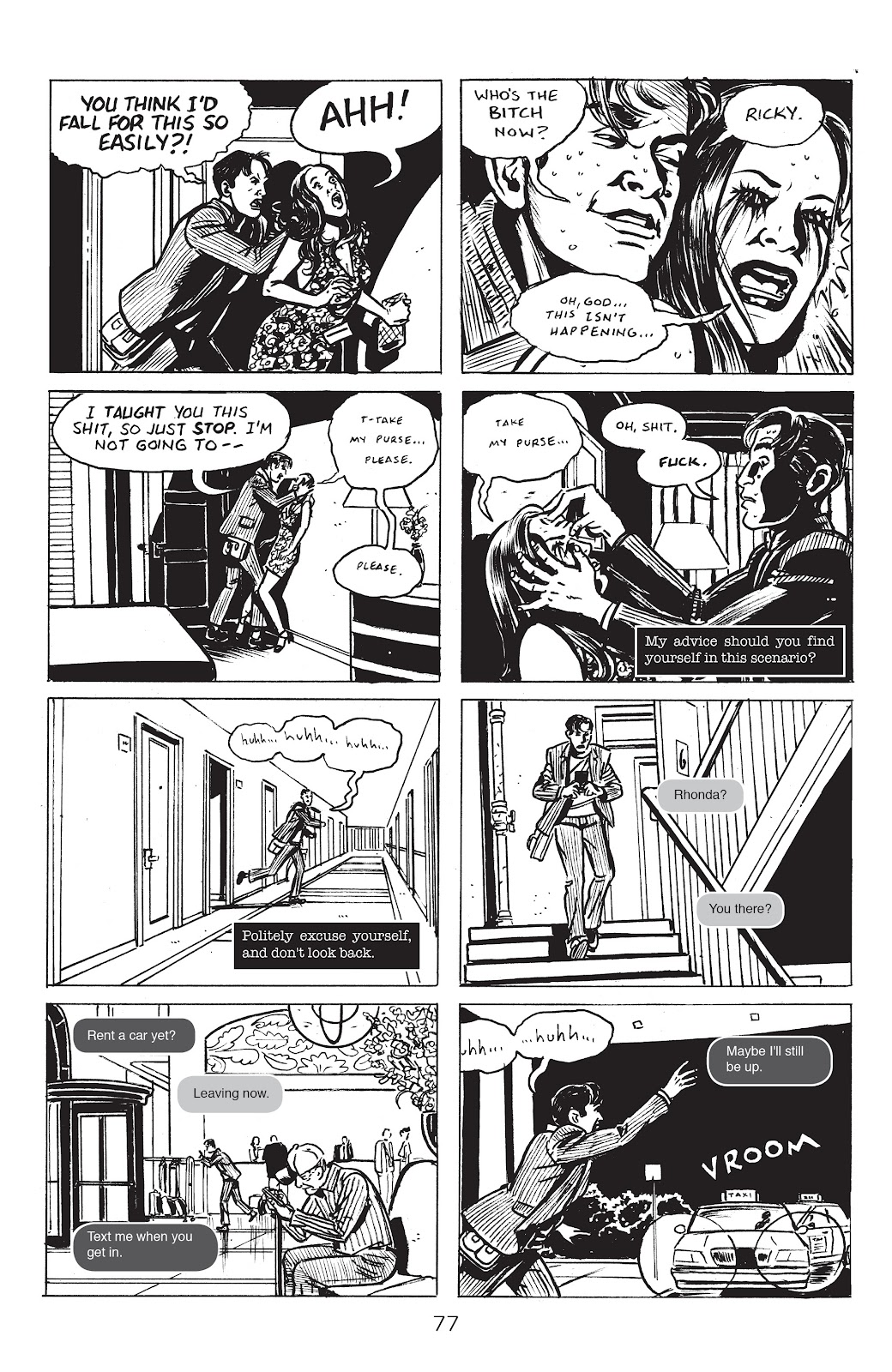 Read online Lodger comic -  Issue #4 - 19