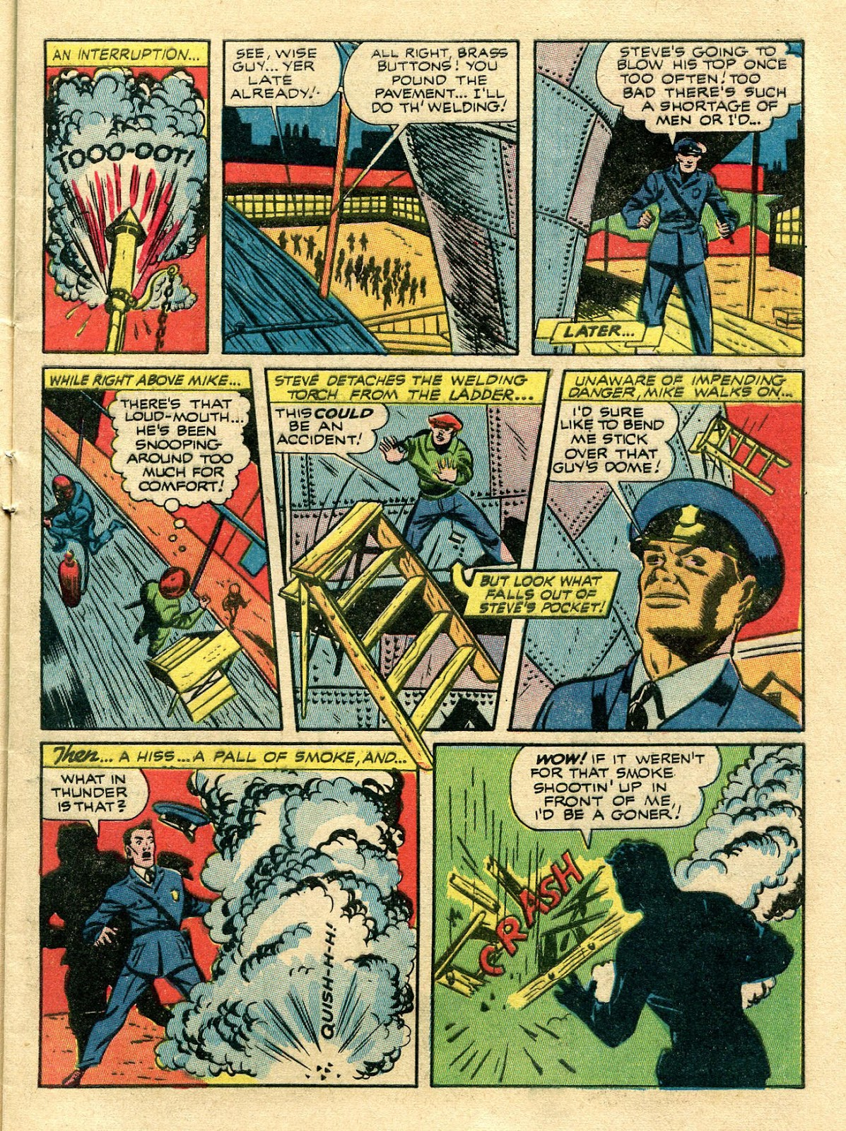 Green Hornet Comics issue 11 - Page 6