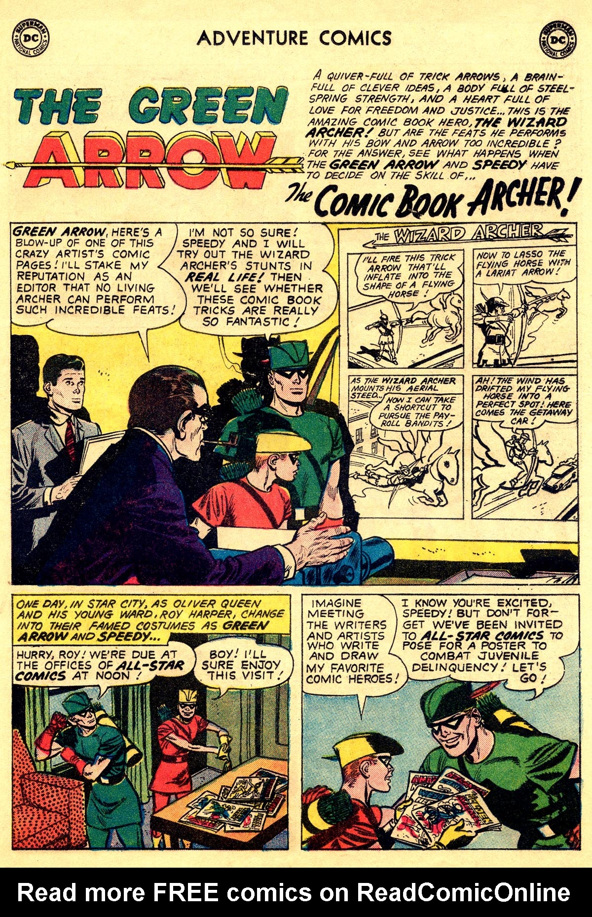 Read online Adventure Comics (1938) comic -  Issue #269 - 17