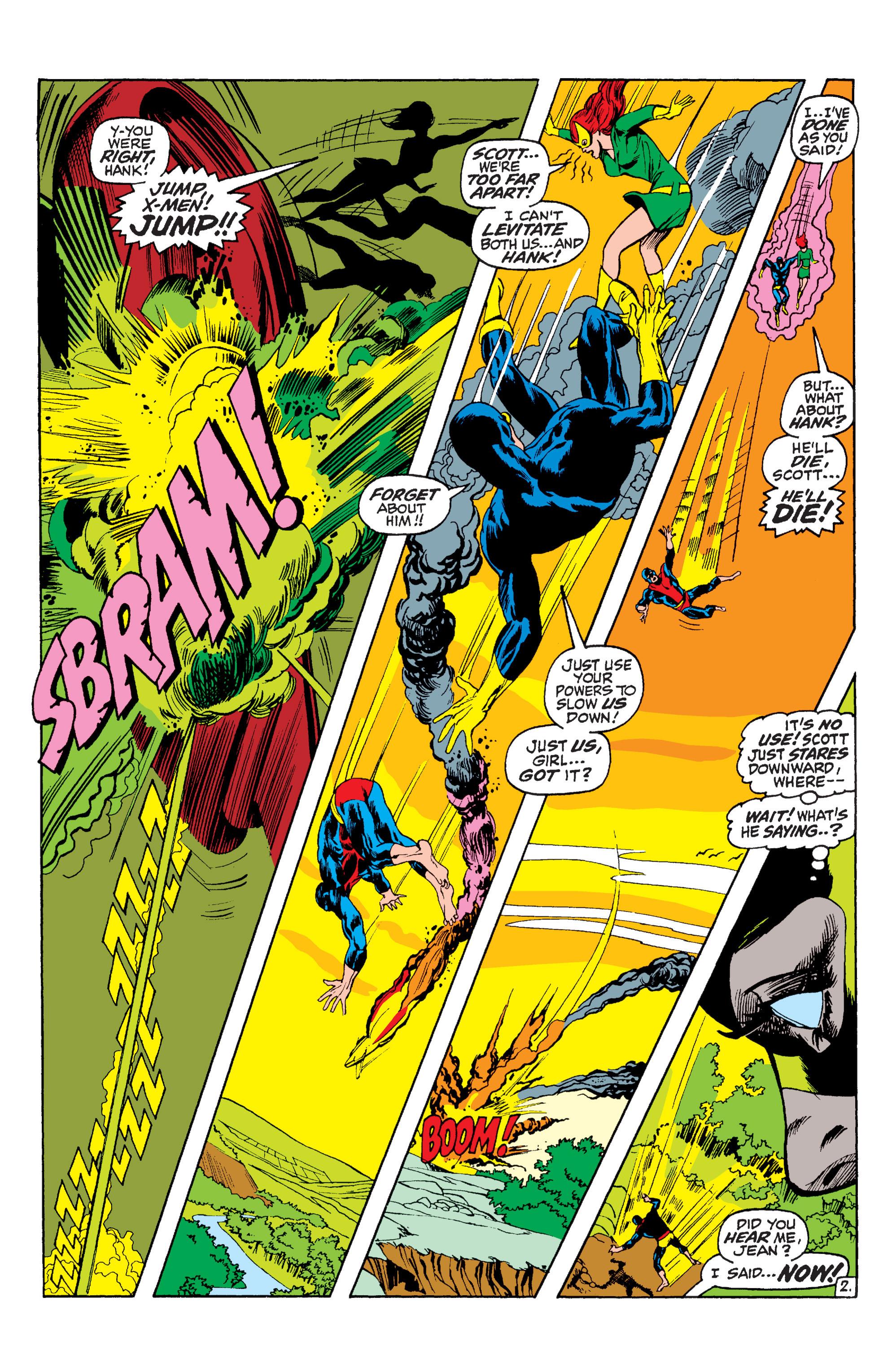 Read online Uncanny X-Men (1963) comic -  Issue #59 - 3