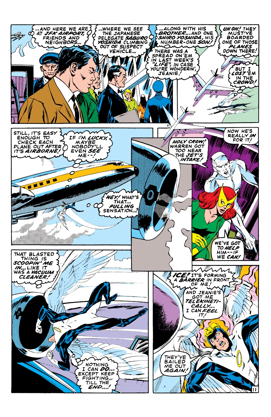 Uncanny X-Men (1963) issue 64 - Page 12
