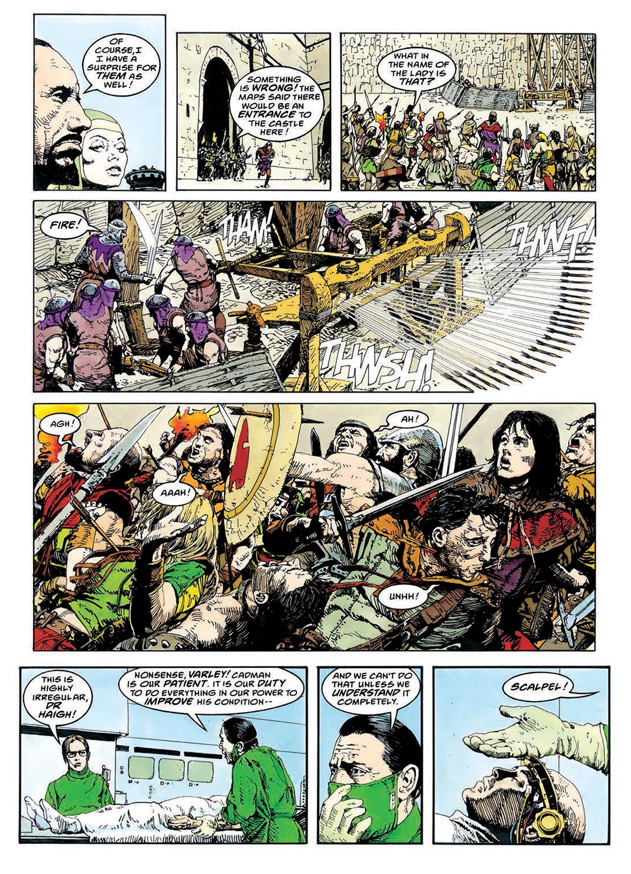Read online Mazeworld comic -  Issue # TPB - 113