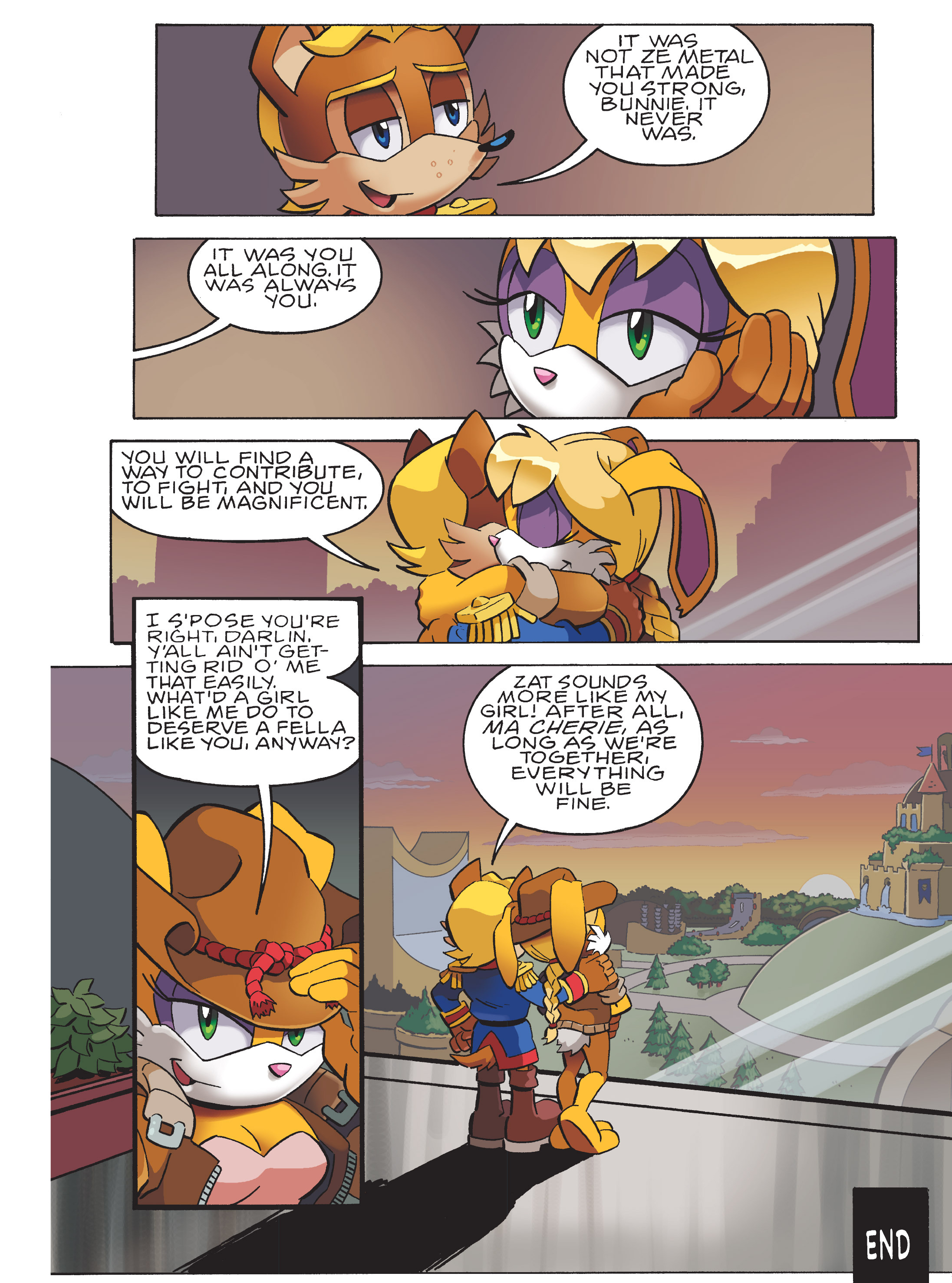 Read online Sonic Super Digest comic -  Issue #8 - 88