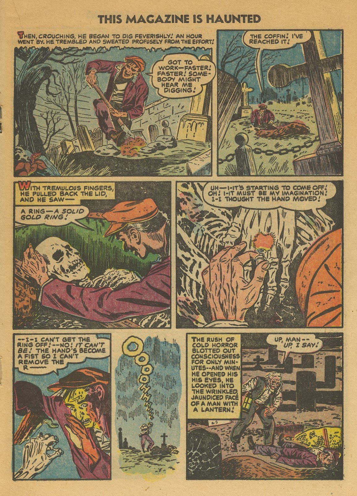 Read online This Magazine Is Haunted comic -  Issue #18 - 19